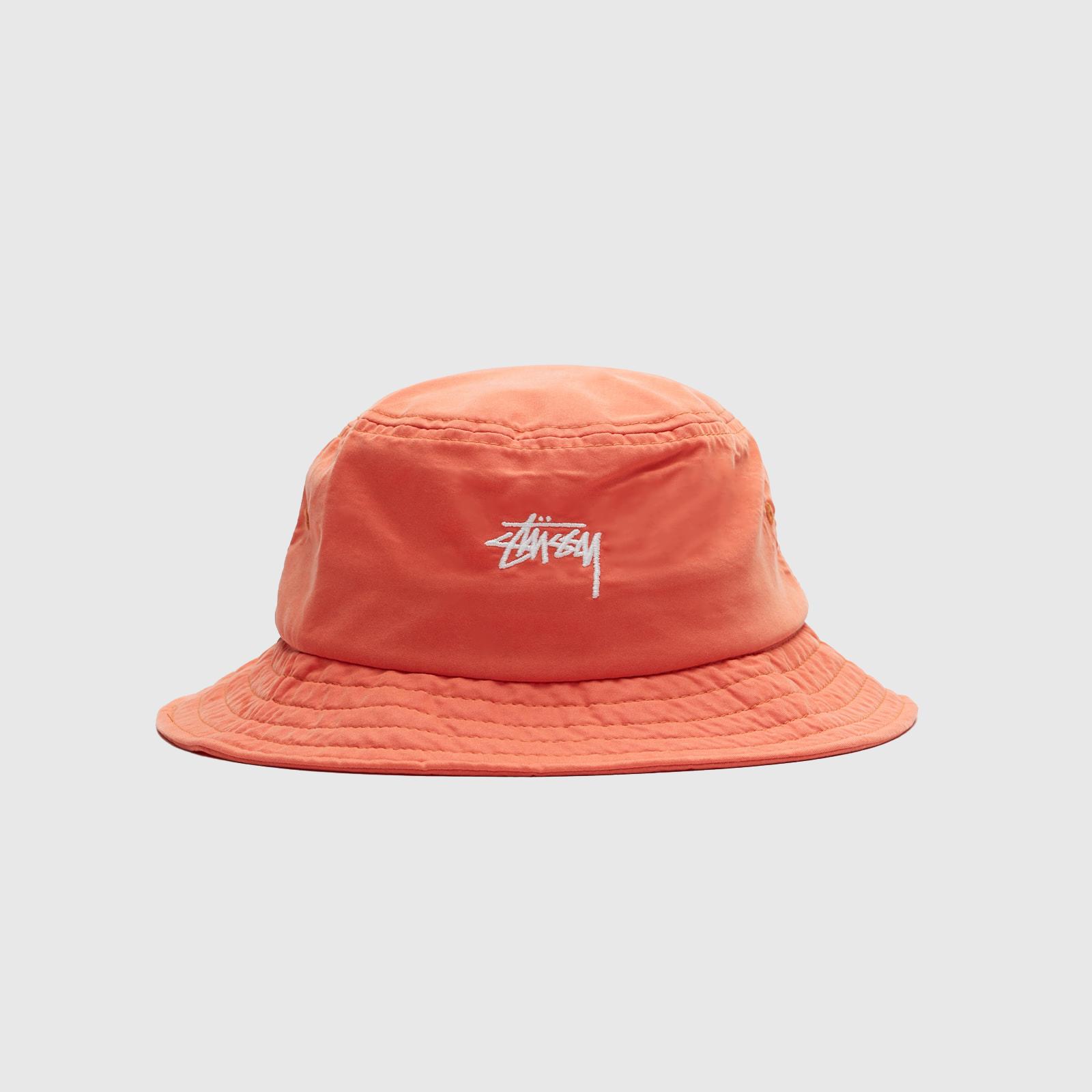 a7aca8b581e Stussy Stock Bucket Hat - 132885-0602 - Sneakersnstuff