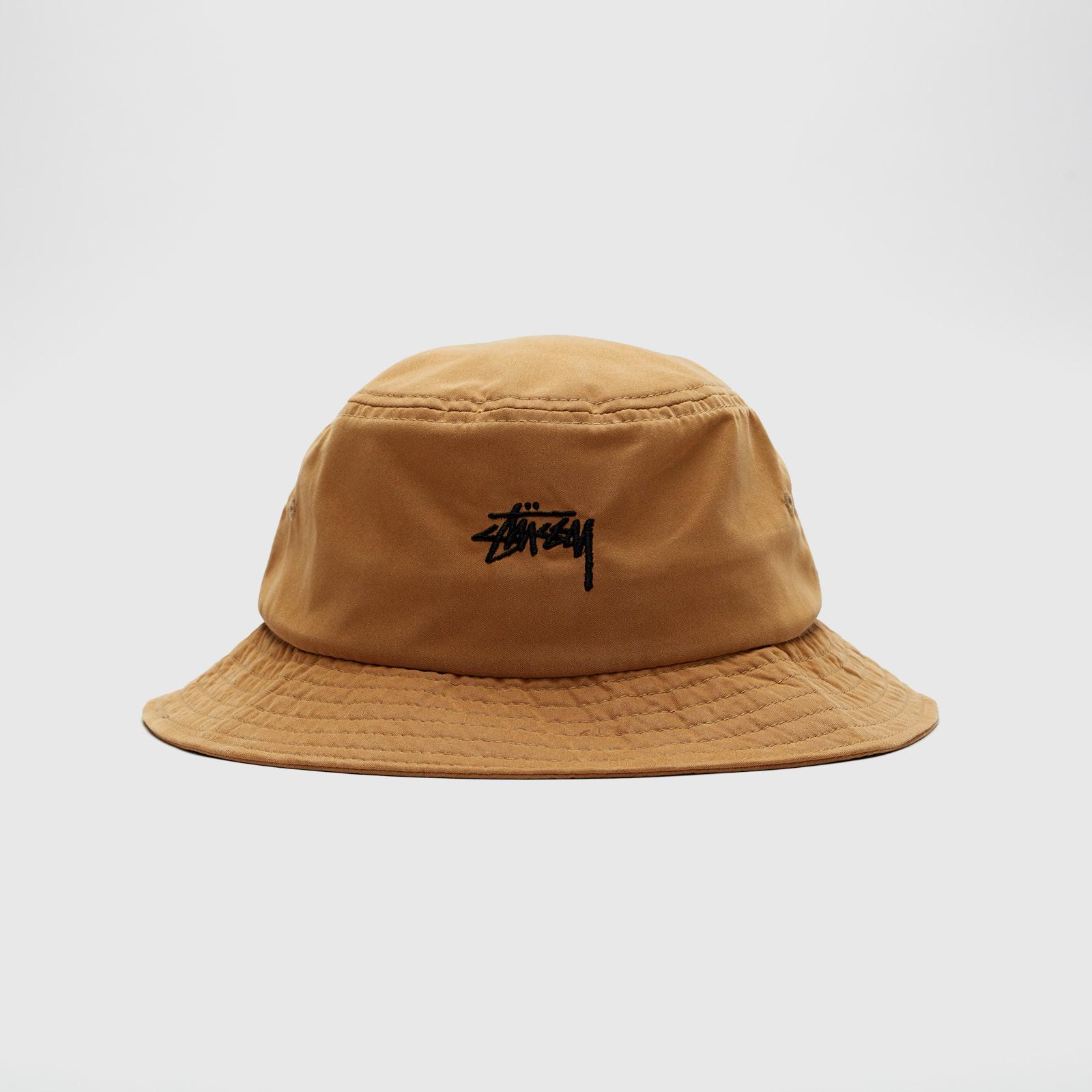 f57d1949d6a Stussy Stock Bucket Hat - 132885-1030 - Sneakersnstuff