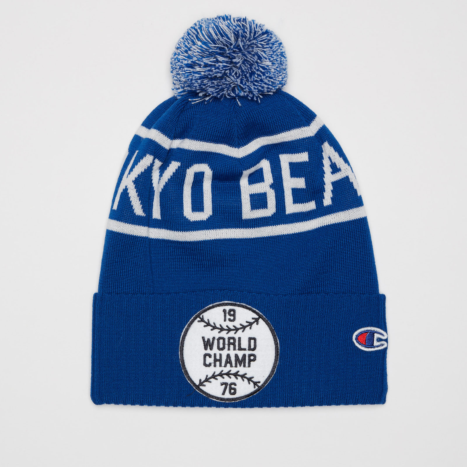 Champion Wool Beanie x BEAMS - 804465-bs086 - Sneakersnstuff ... ef4be7a6df1d