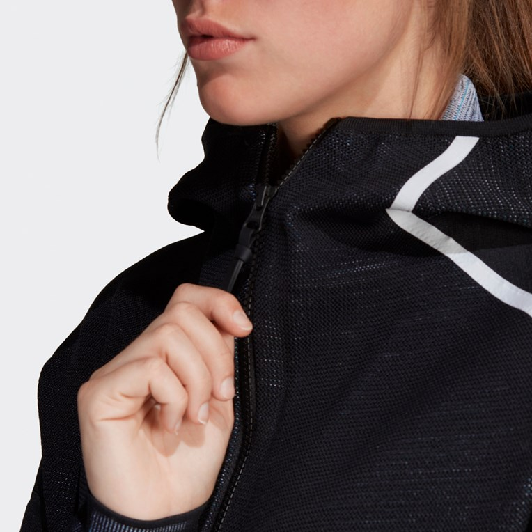 adidas Performance Wmns Z.N.E Hoodie Parley - 4