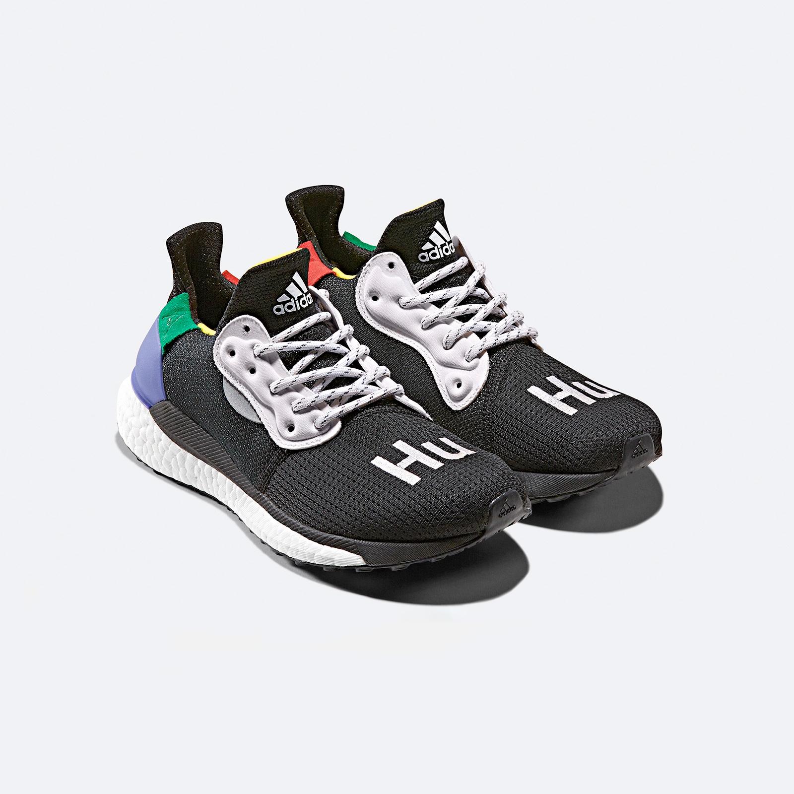 8b9b70951 adidas PW x HU Solar Glide - Bb8041 - Sneakersnstuff