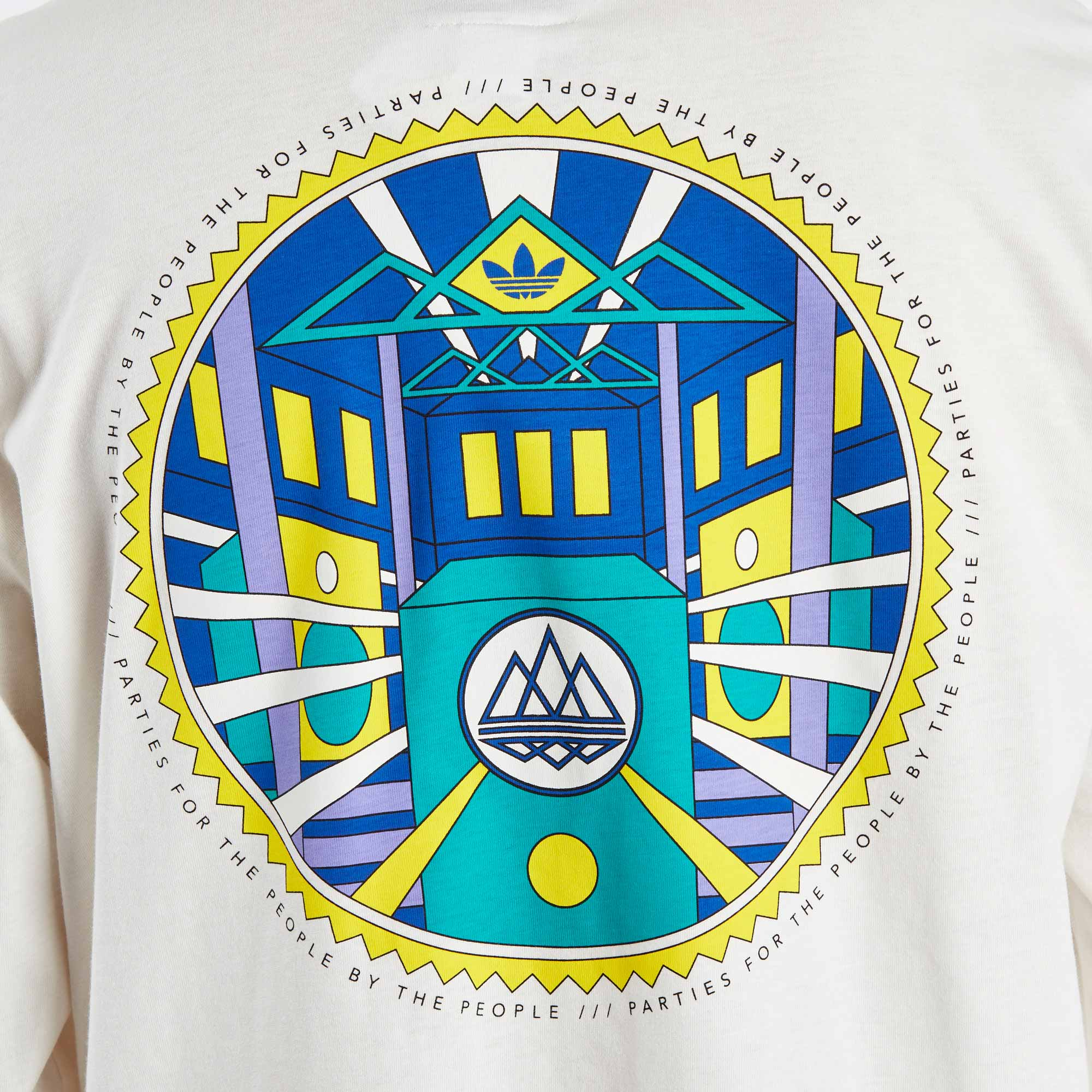 7b8a5f282 adidas Graphic Ls Tee - Dm1355 - Sneakersnstuff | sneakers ...