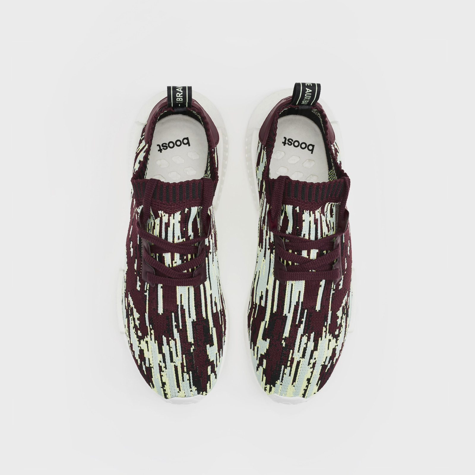 b6d78ded26d5b adidas NMD R1 PK Datamosh - Db2843 - Sneakersnstuff
