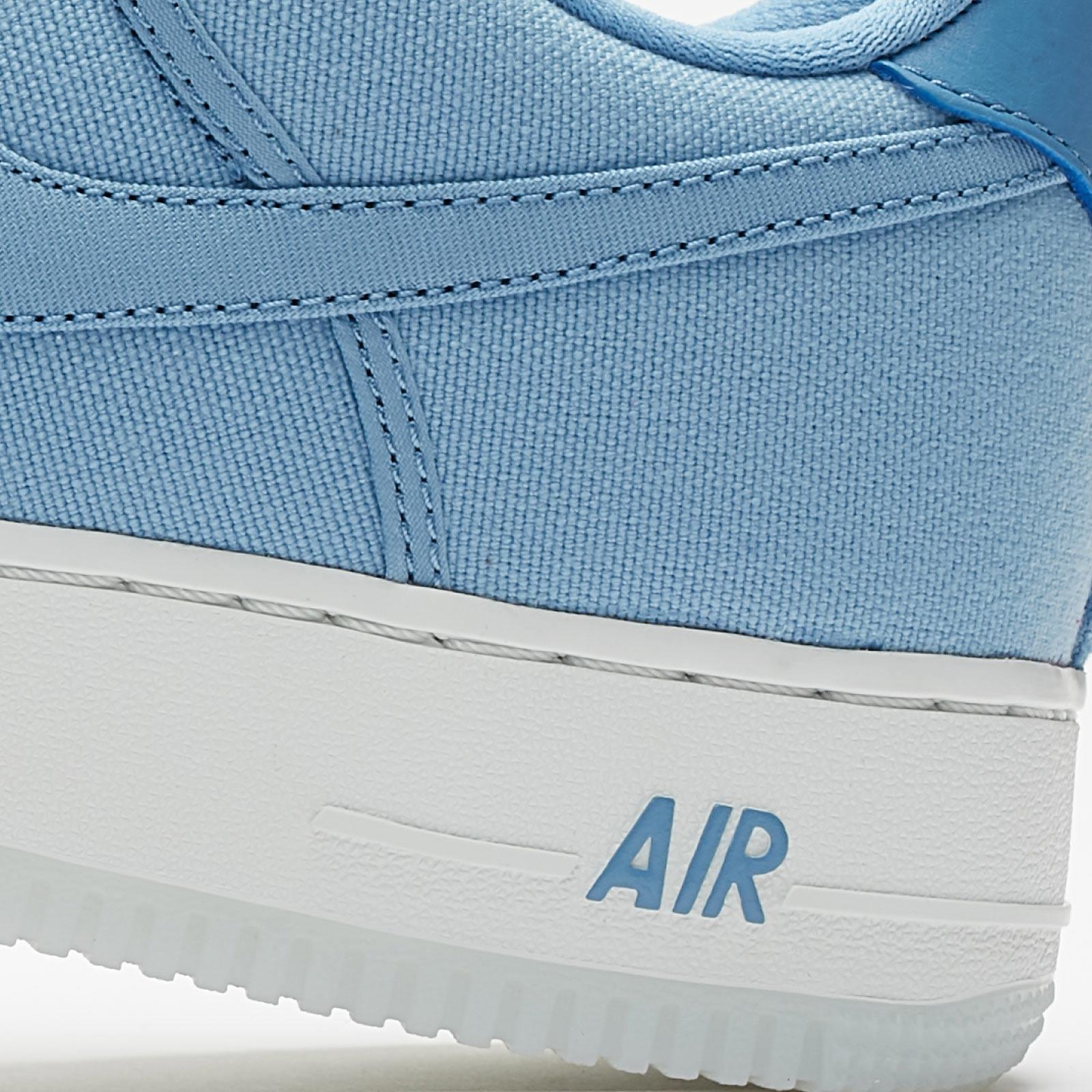Nike Air Force 1 Low Retro QS Cnvs - Ah1067-401 - Sneakersnstuff ... 9c4736328