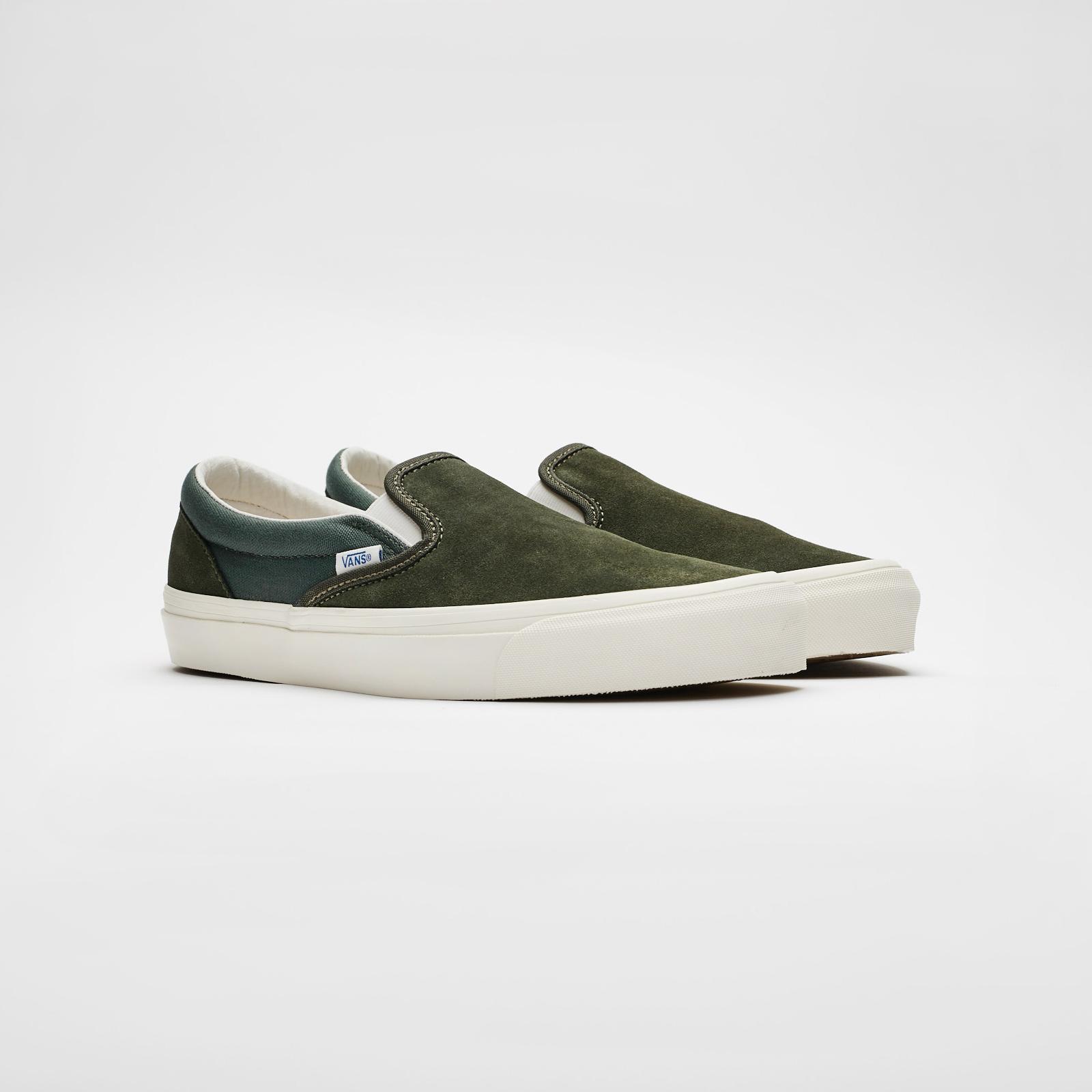 Vans UA OG Classic Slip-On LX - V00udfu9q - Sneakersnstuff ... aecd15fcb