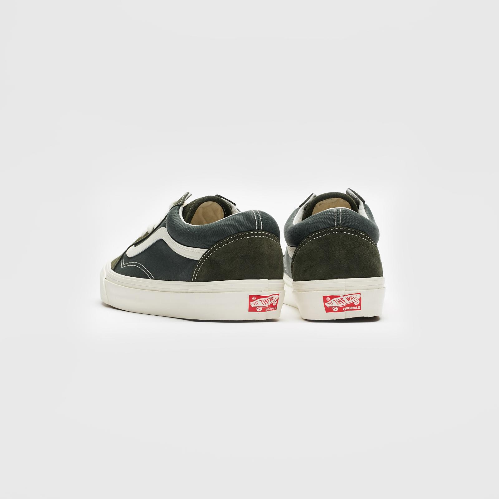 526175b16c Vans UA OG Old Skool LX - Va36c8u9q - Sneakersnstuff