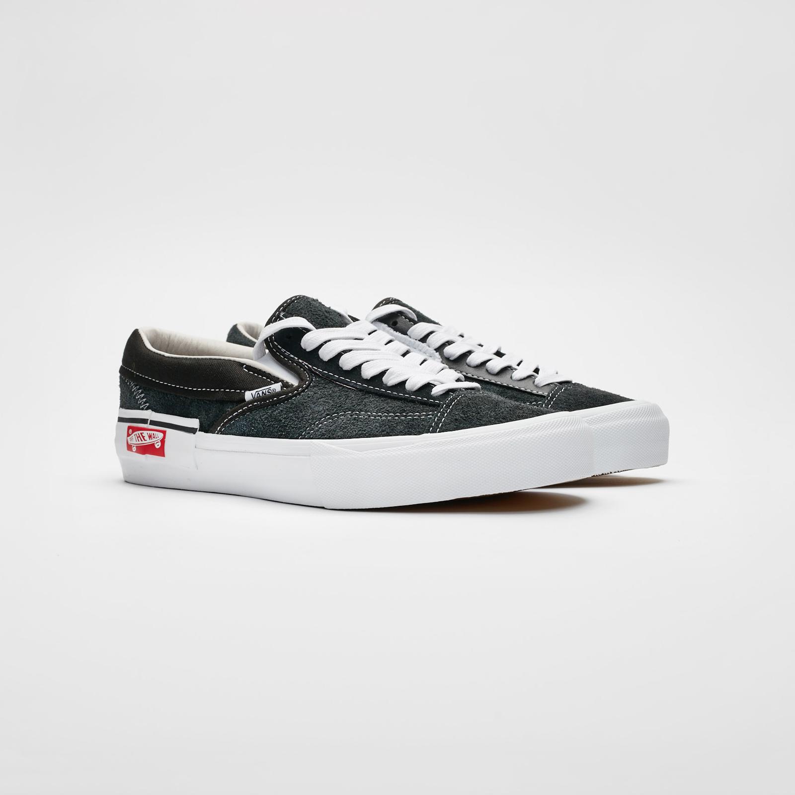 Vans UA Slip-On Cap LX - Va3tks6bt - Sneakersnstuff  eeca7eeee