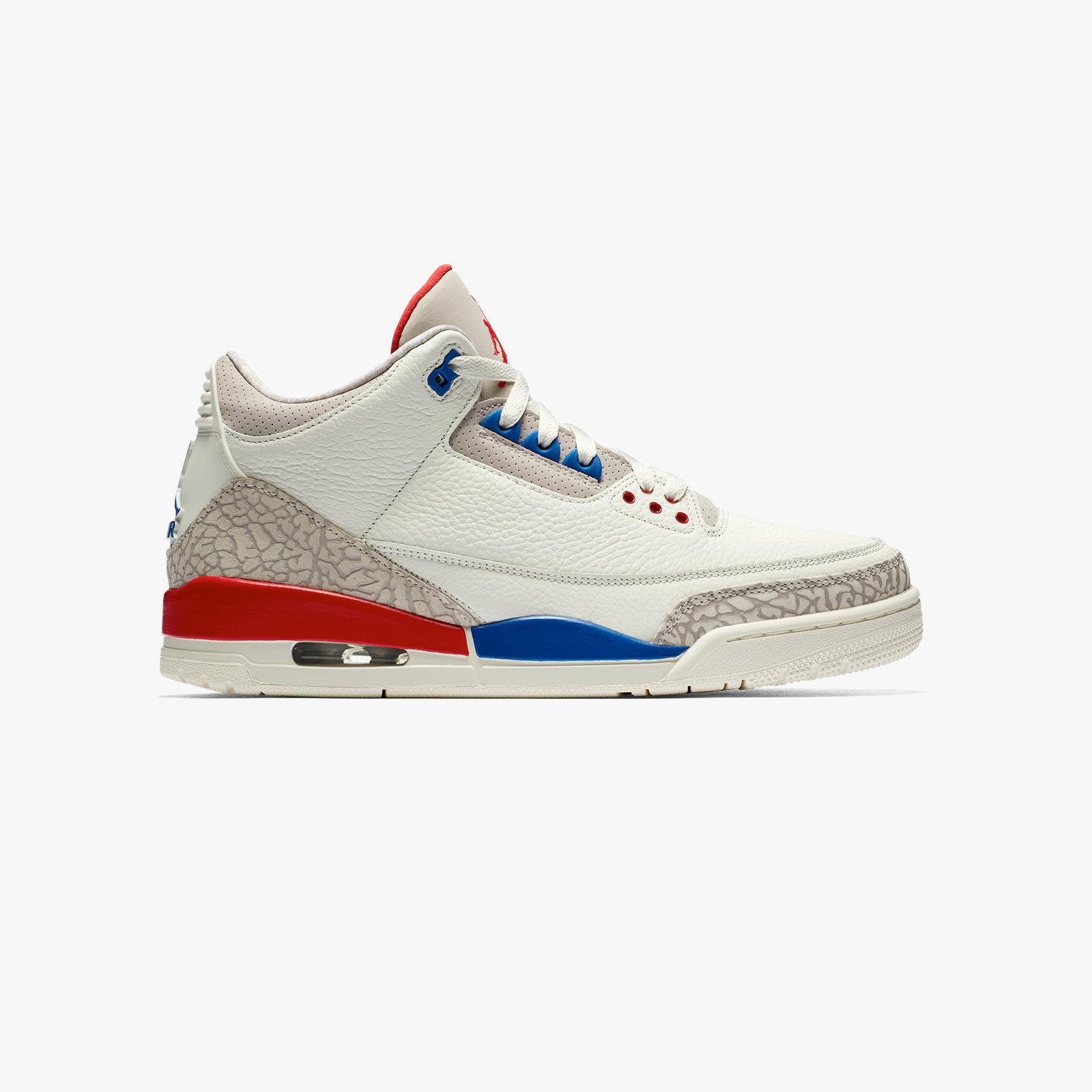 Jordan Brand Air Jordan 3 Retro - 136064-140 - Sneakersnstuff ... 71394ea22