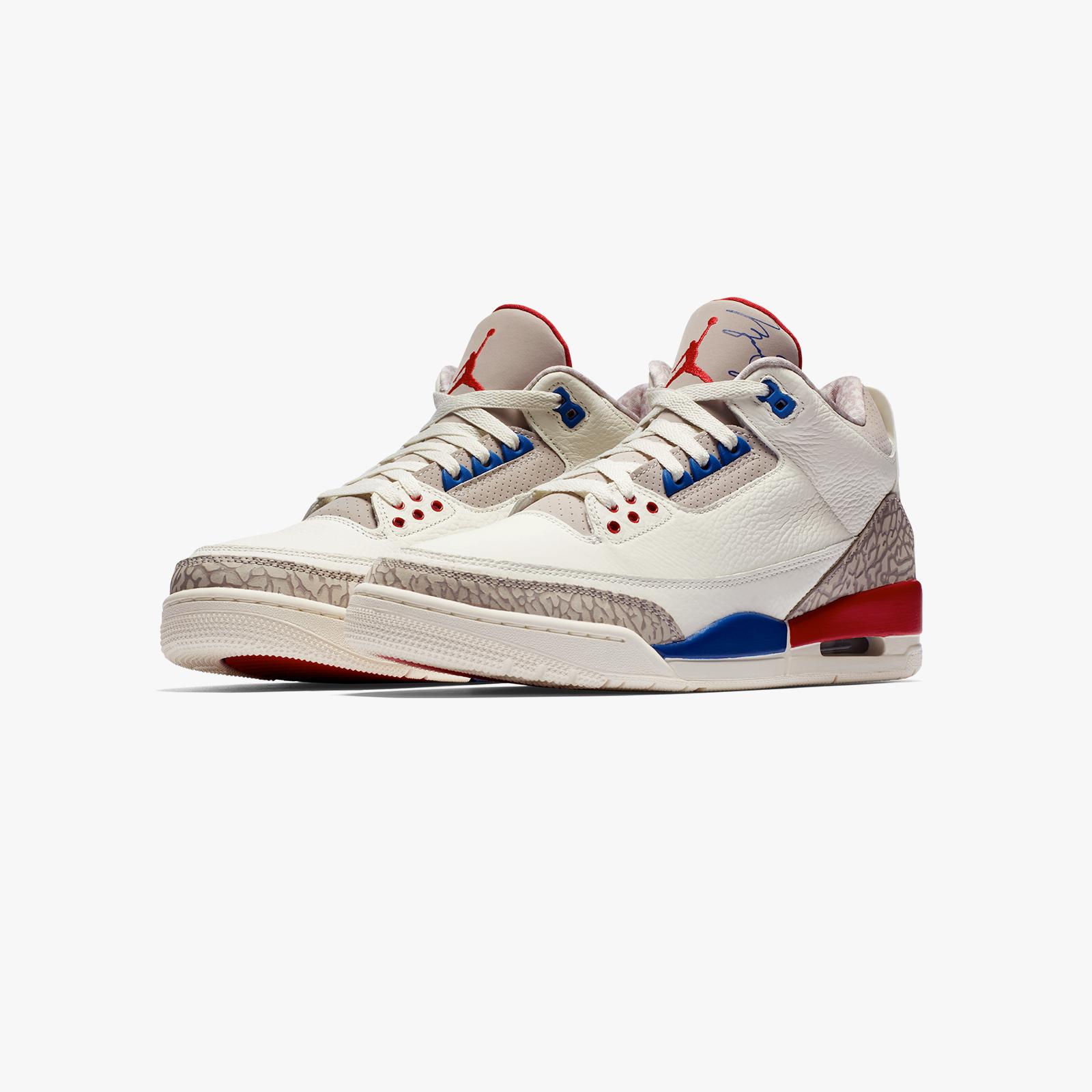 23c17b976399 Jordan Brand Air Jordan 3 Retro - 136064-140 - Sneakersnstuff ...