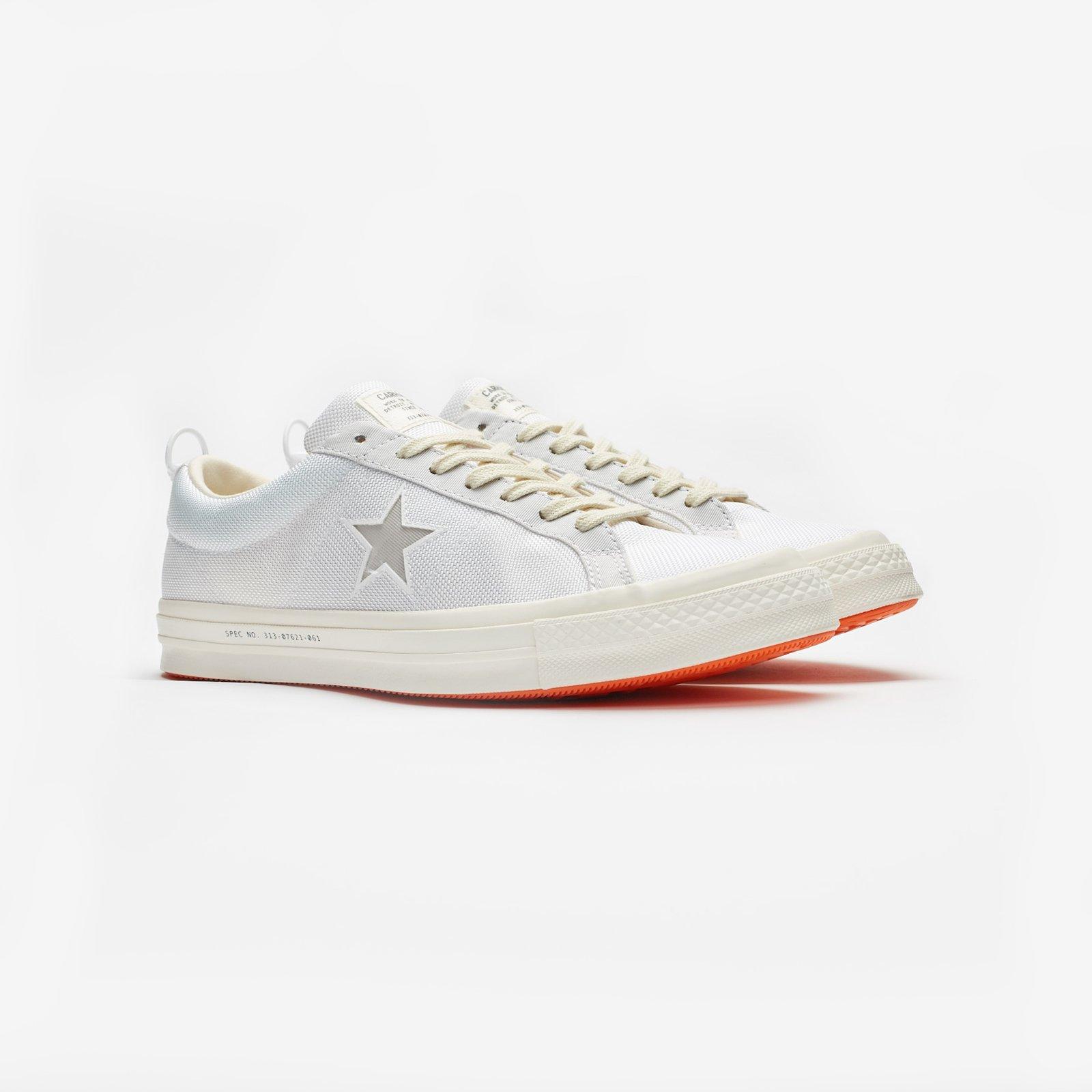 4608487045eff Converse One Star x Carhartt WIP - 162821c - Sneakersnstuff ...
