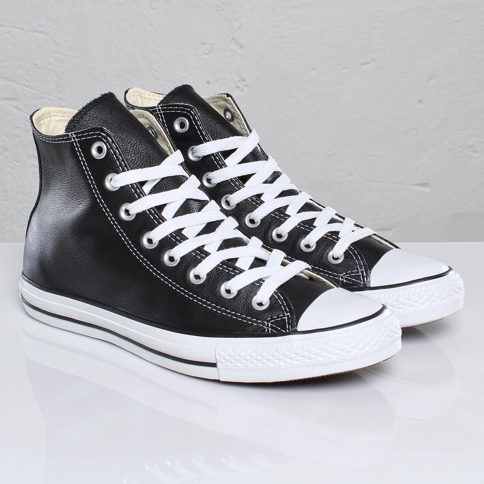 09f4a7fec257b Converse All Star Leather Hi - 81215 - Sneakersnstuff | sneakers ...
