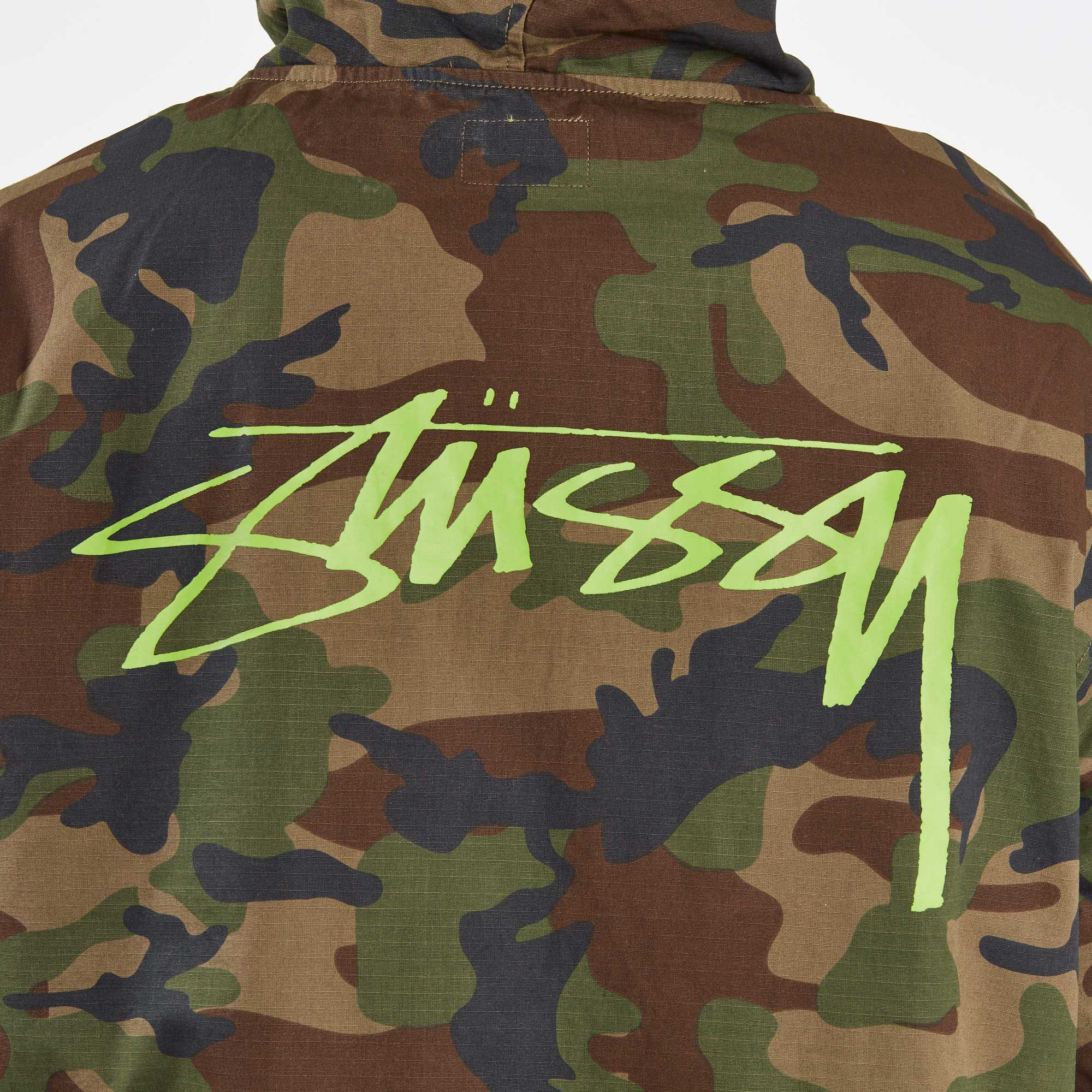 Stussy Ripstop Pullover 1110004 1431 Sneakersnstuff
