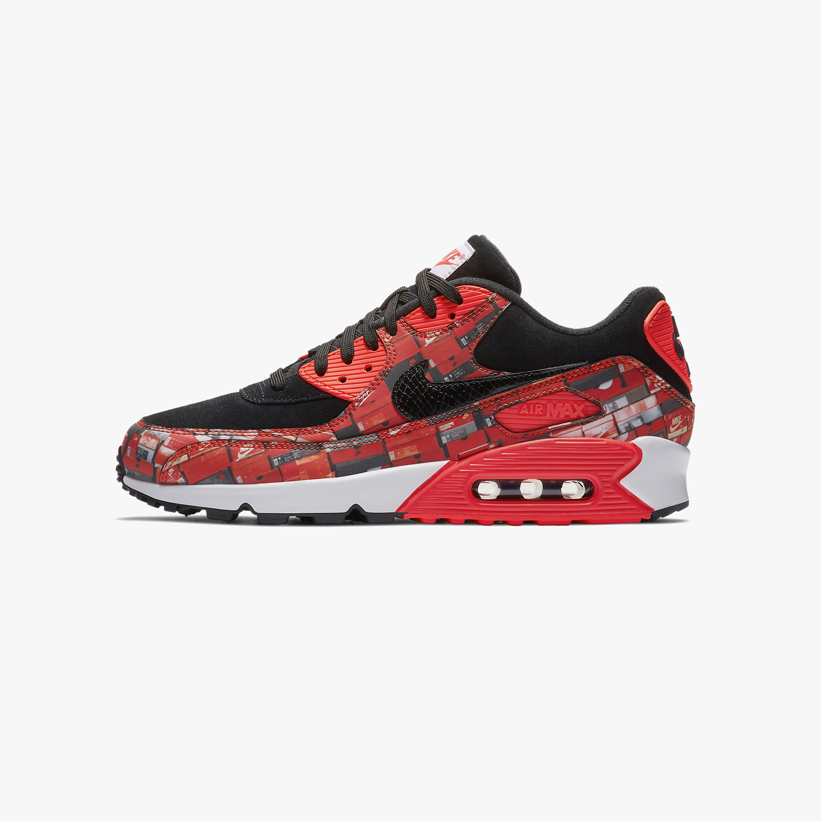 super popular 3113e 8ce8d Nike Air Max 90 Print - Aq0926-001 - Sneakersnstuff   sneakers   streetwear  online since 1999