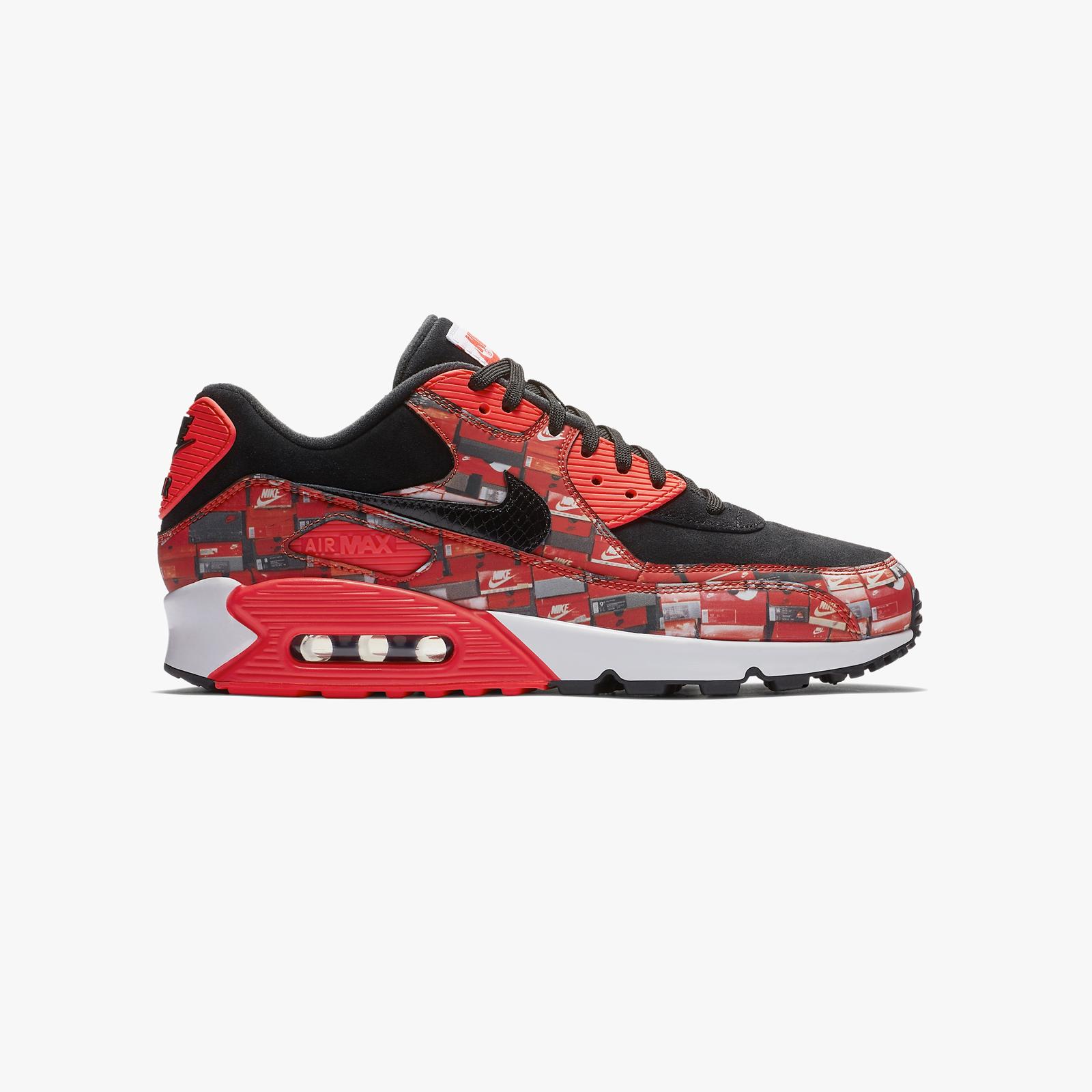 Nike Air Max 90 Print Aq0926 001 Sneakersnstuff I