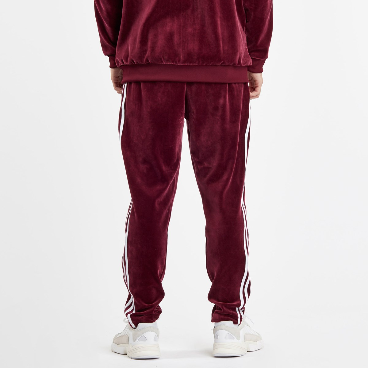 Details about [DH5784] Mens Adidas Originals Velour Beckenbauer Track Pants
