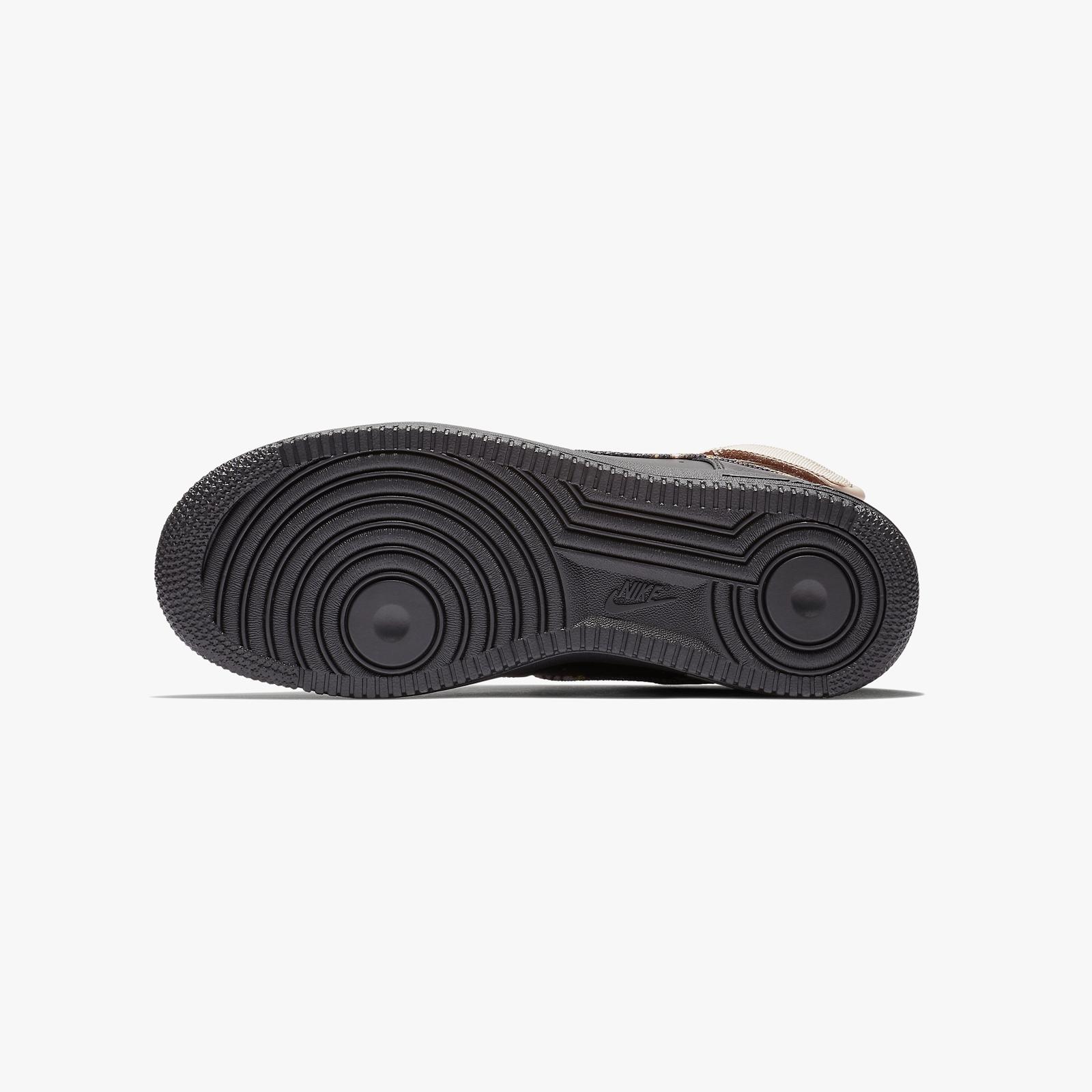innovative design a6fd4 bb812 ... Nike Sportswear Air Force 1 High Print ...