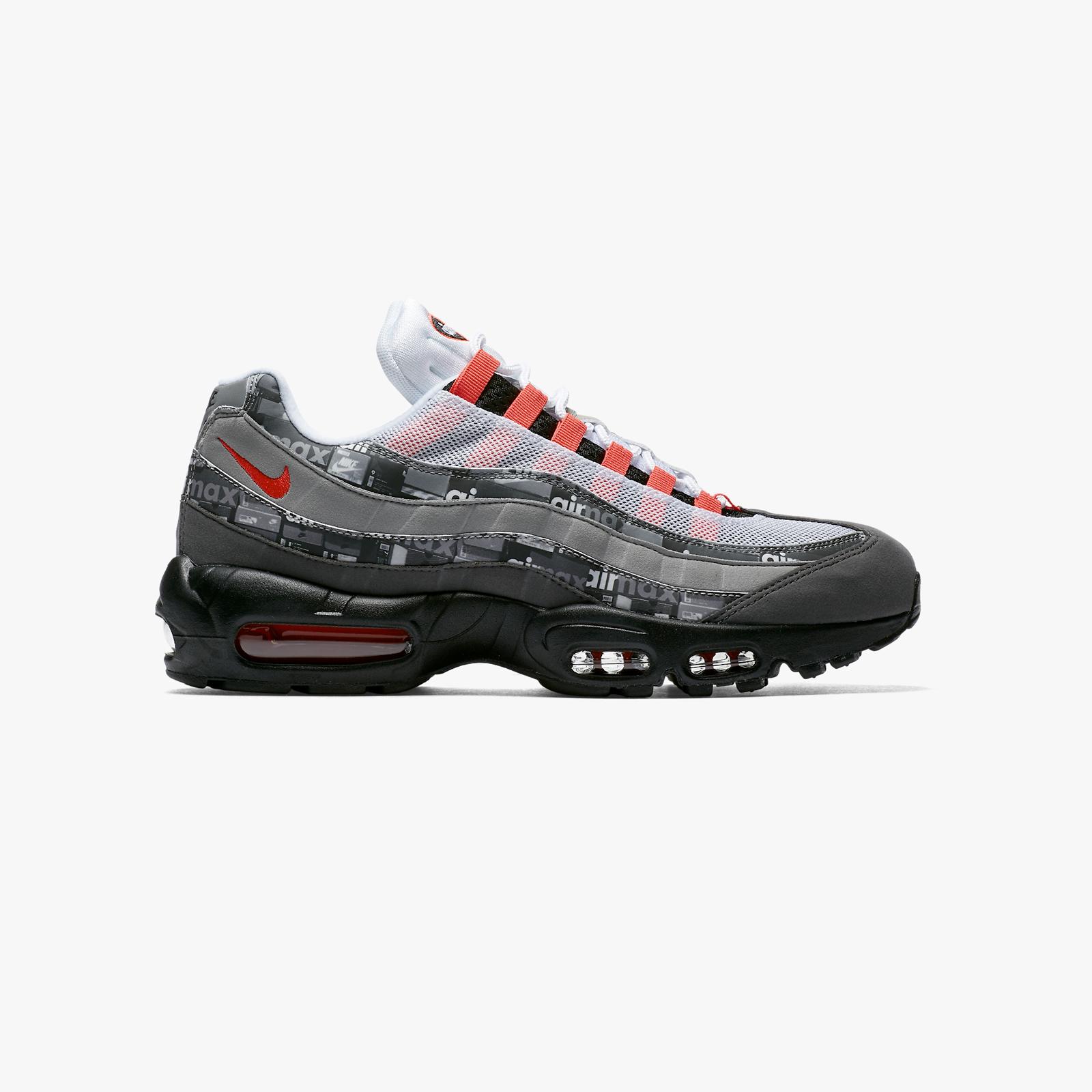 91cc91accc6c Nike Air Max 95 Print - Aq0925-002 - Sneakersnstuff