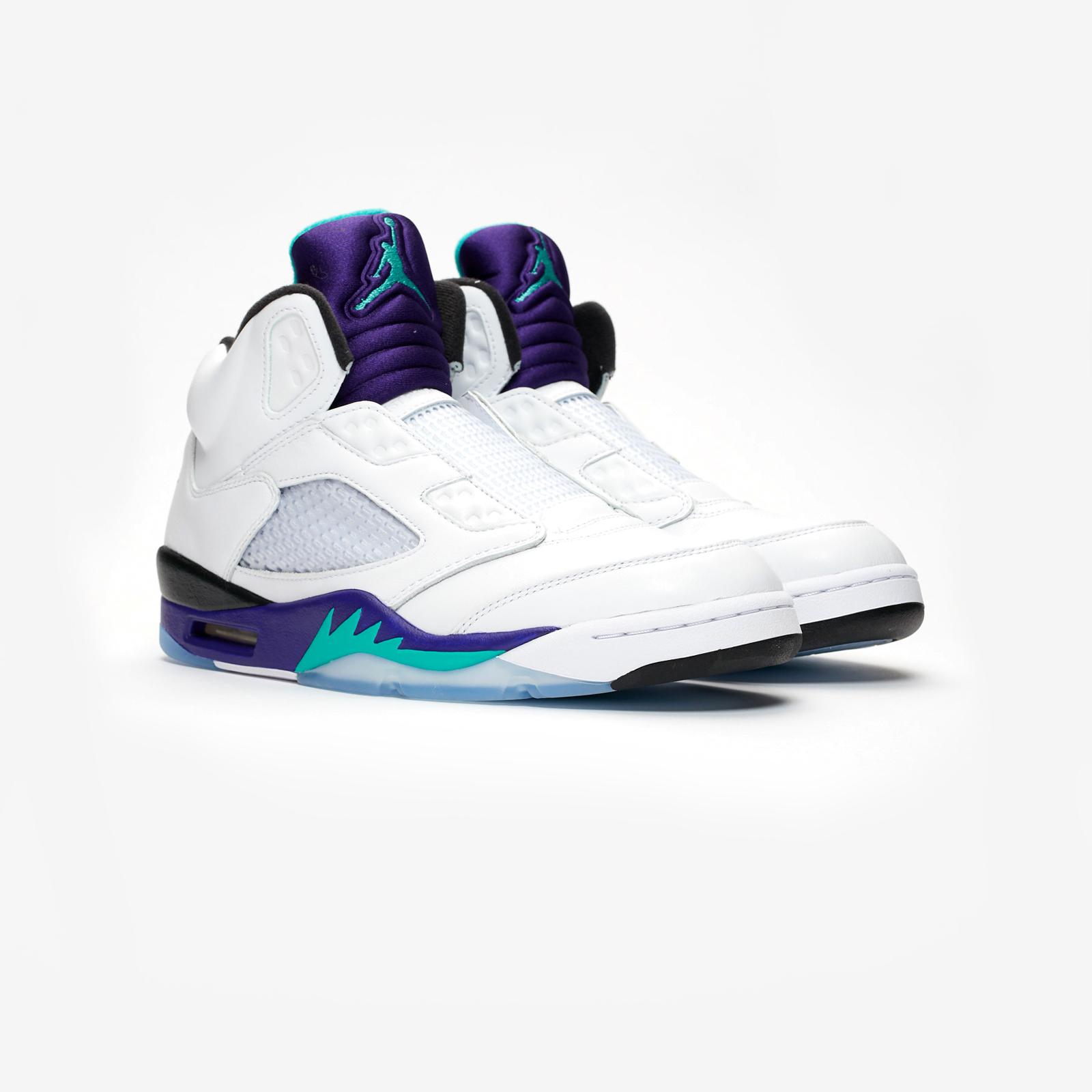 6a782dbc2cd Jordan Brand Air Jordan 5 Retro NRG - Av3919-135 - Sneakersnstuff ...