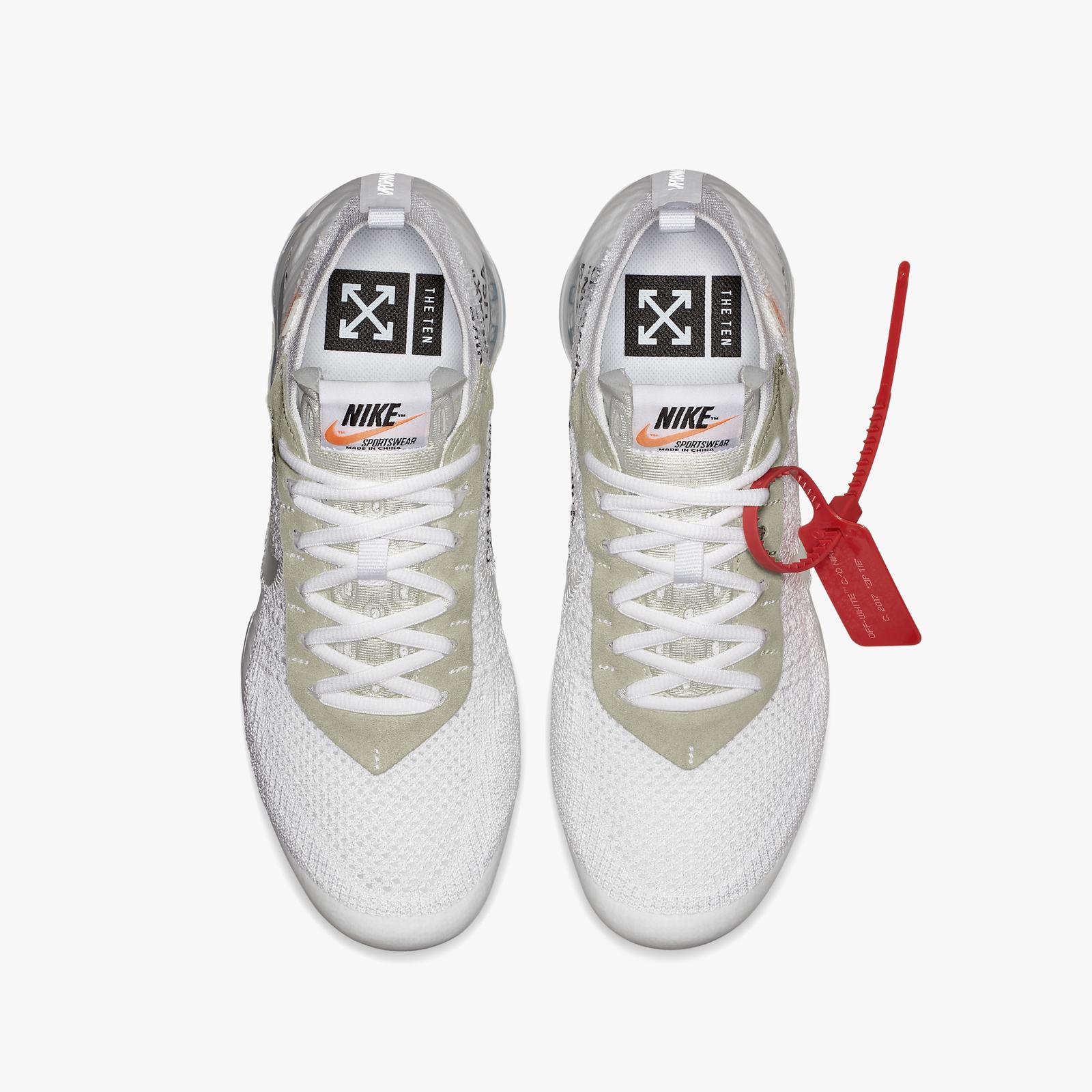 bdde87fb80b3f Nike The 10  Air Vapormax FK - Aa3831-100 - Sneakersnstuff ...
