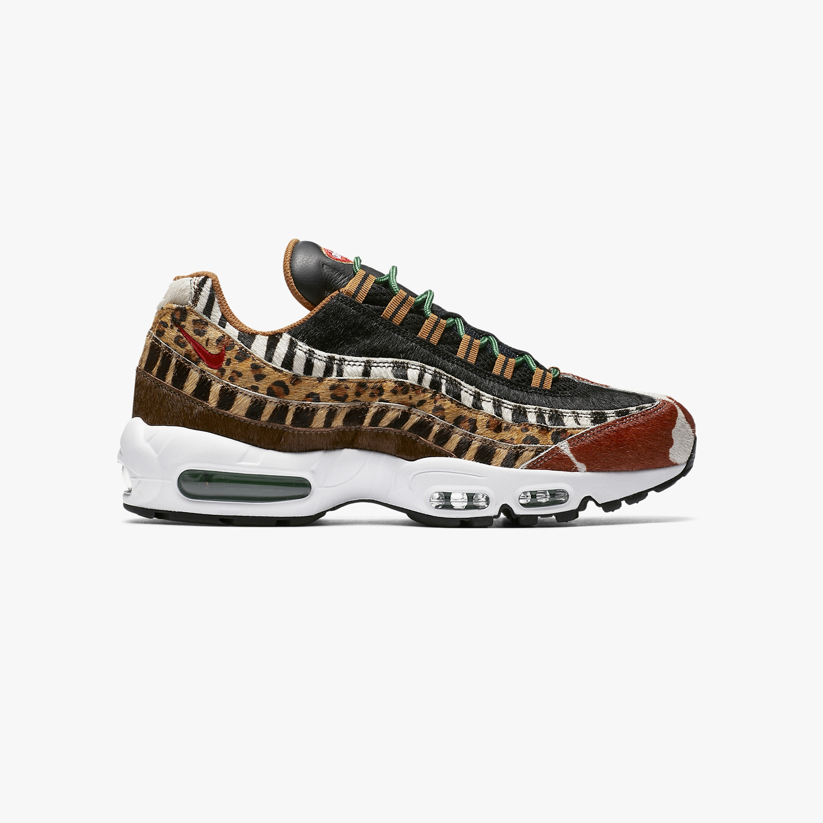 sneakers for cheap 13550 e6fc0 Nike Sportswear Air Max 95 DLX Animal Pack 2.0