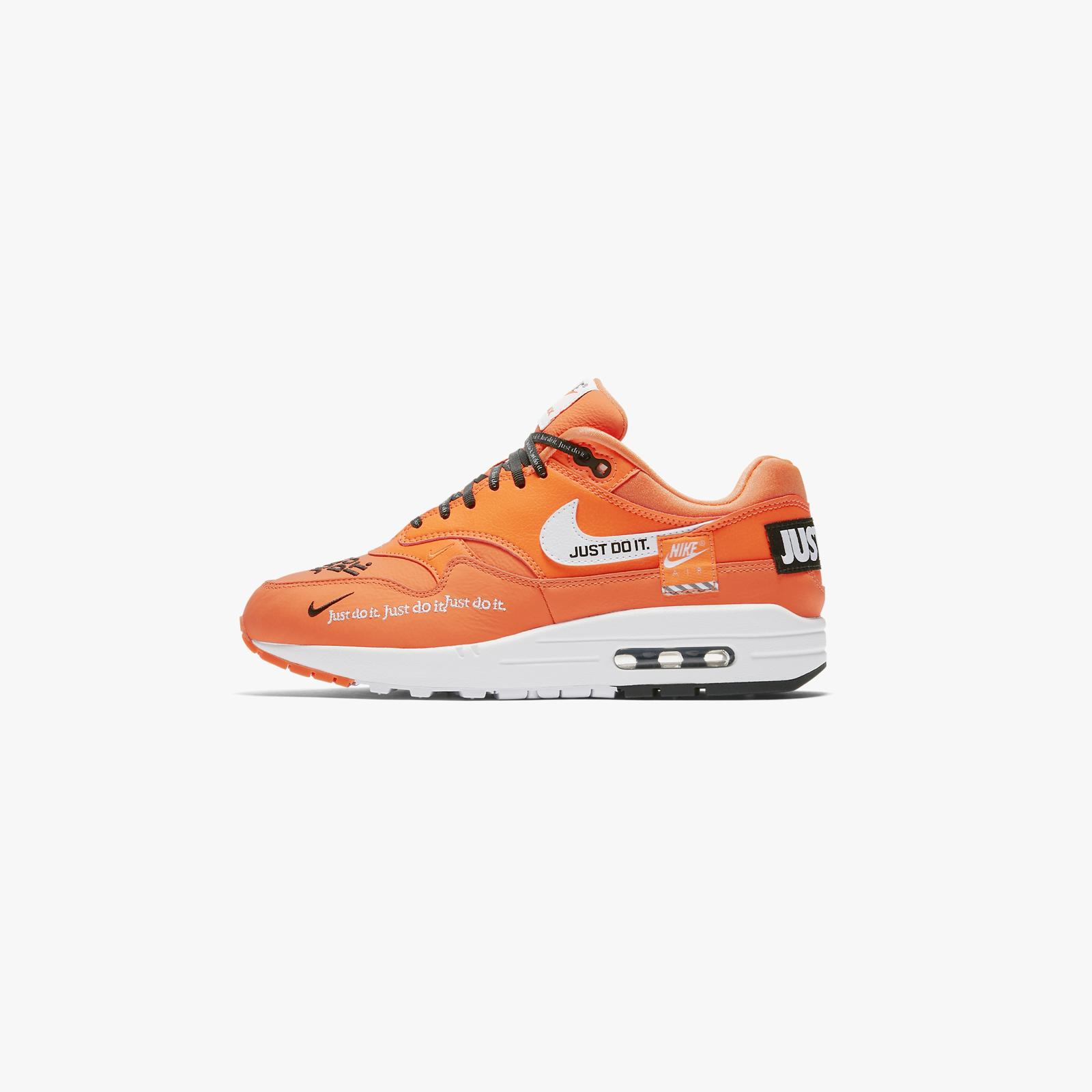 1f8782df32 Nike Wmns Air Max 1 LX Just Do It - 917691-800 - Sneakersnstuff   sneakers  & streetwear online since 1999