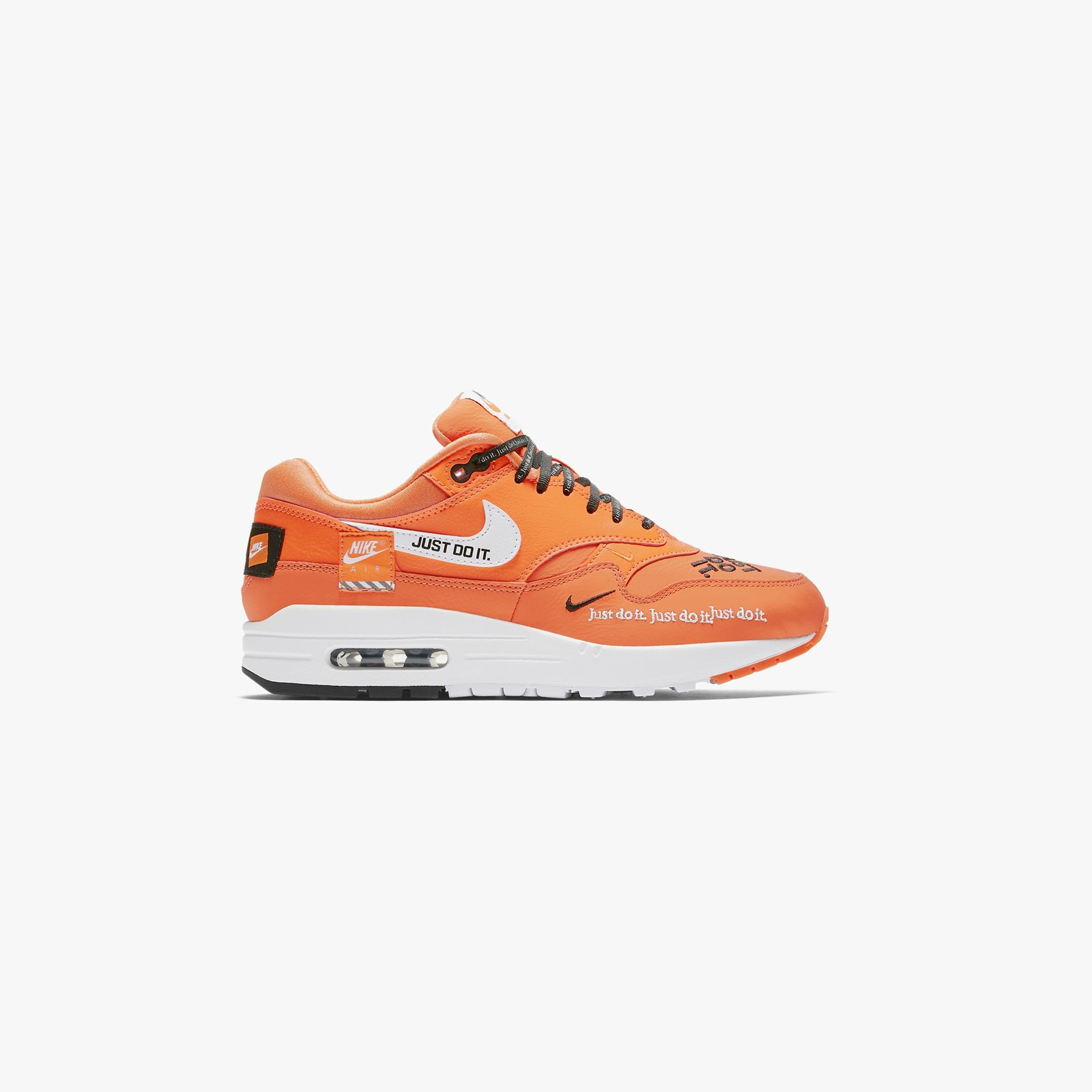 Nike Wmns Air Max 1 LX Just Do It - 917691-800 - Sneakersnstuff ... 6d7b8a0a2