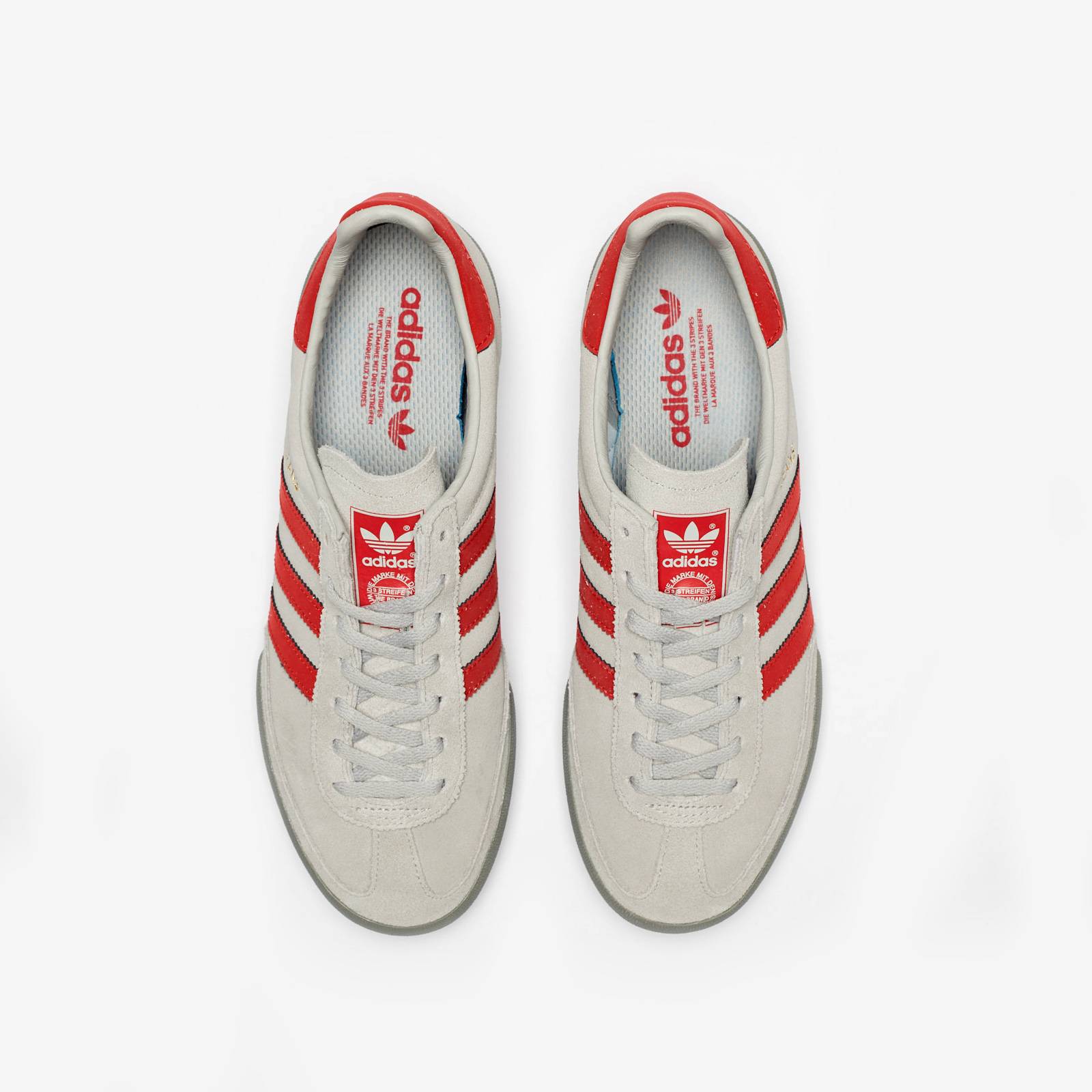 Adidas Originals Jeans Schuh Chalk WhiteClear SkyGum