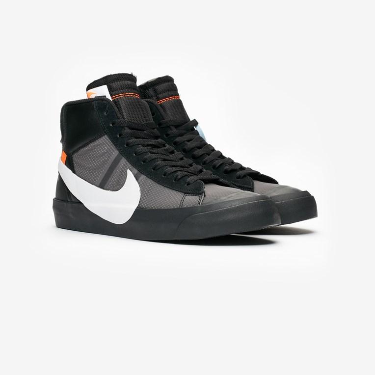 Nike The 10: Blazer Mid - Aa3832-001