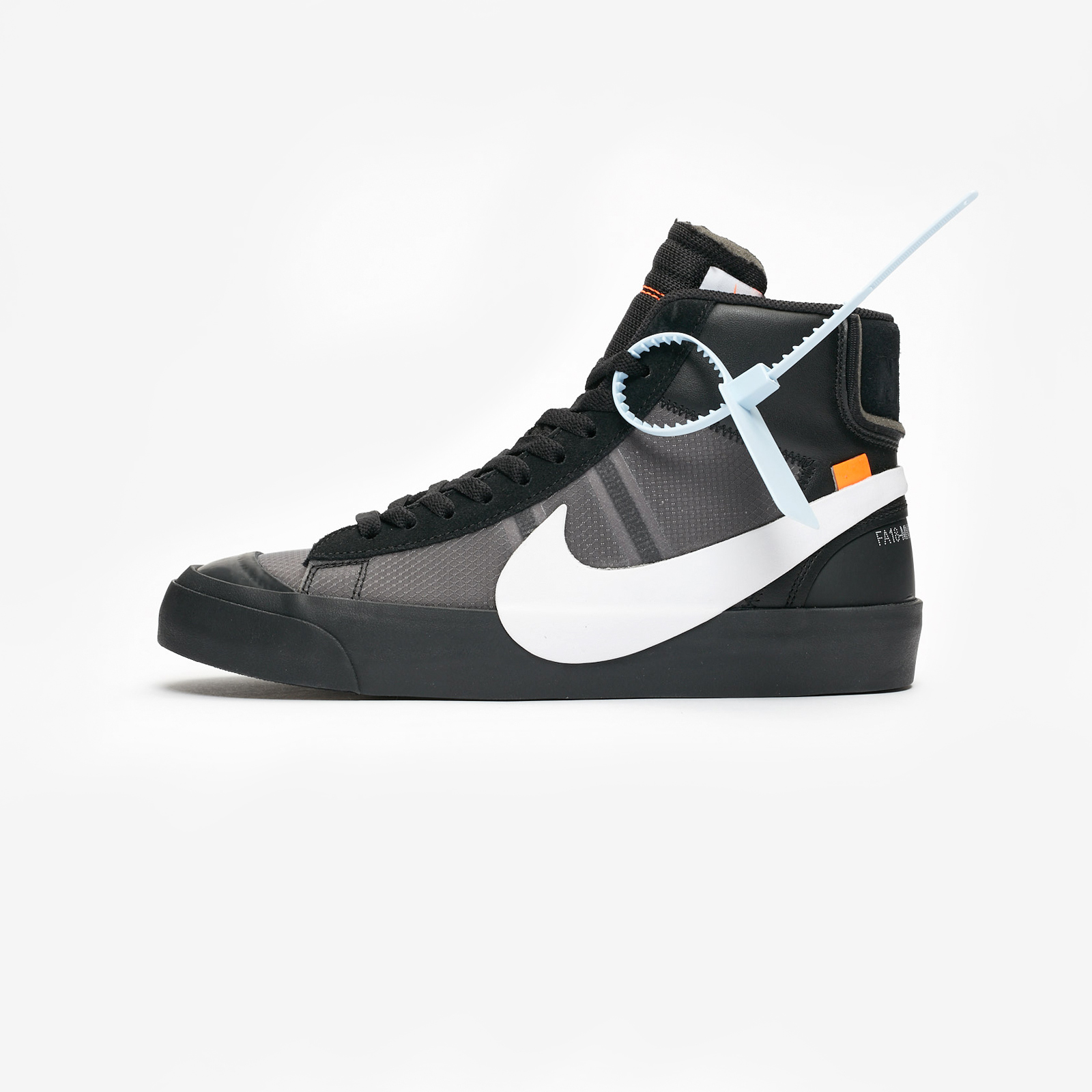 Nike The 10  Blazer Mid - Aa3832-001 - Sneakersnstuff  2fc198db5