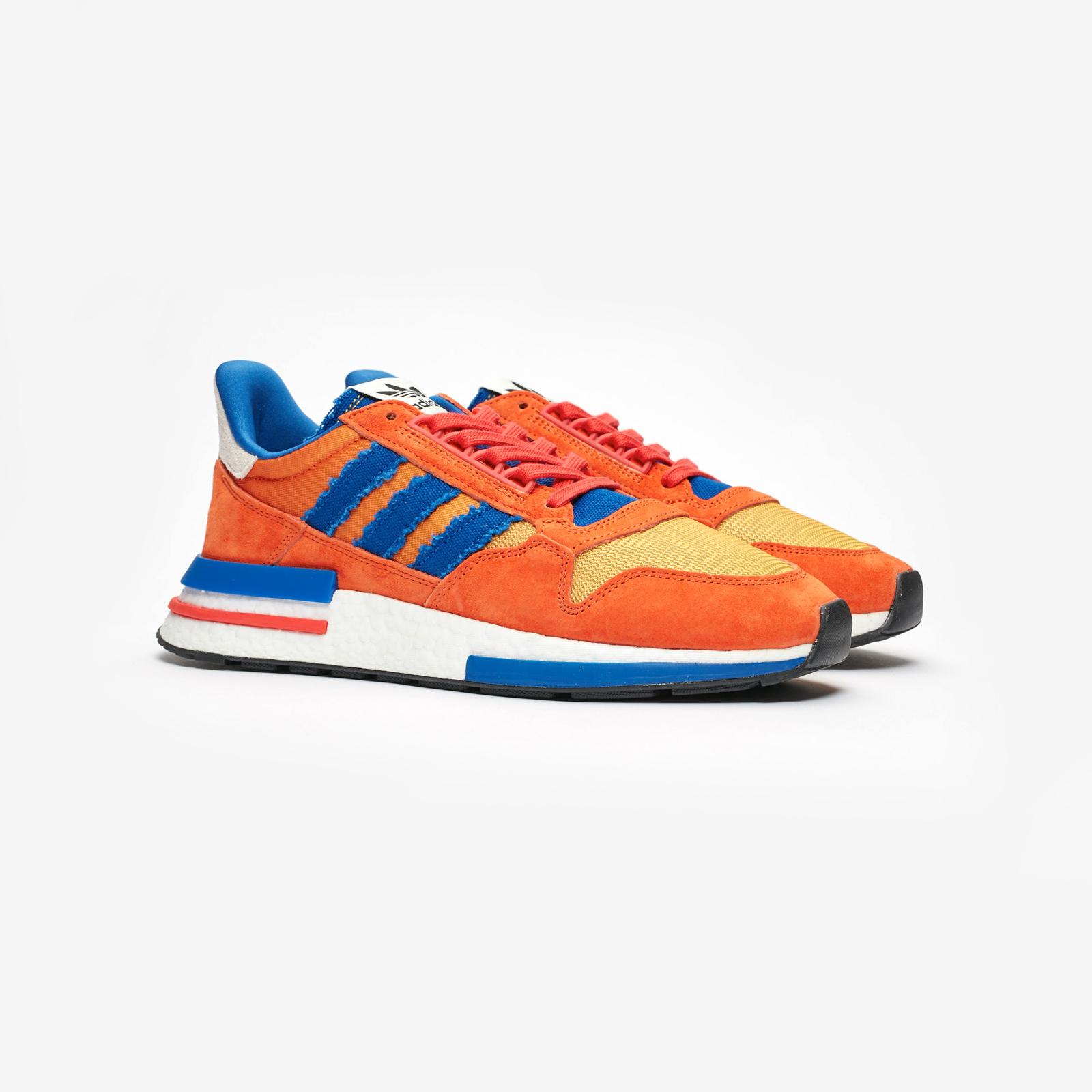virtual Contador frontera  adidas ZX 500 RM x Dragon Ball Z - D97046 - Sneakersnstuff | sneakers &  streetwear online since 1999