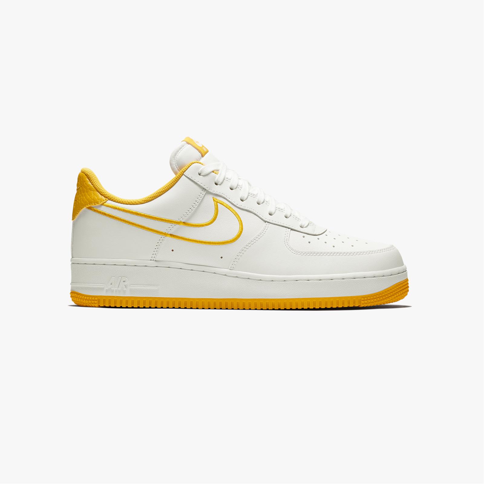 Nike Air Force 1 07 Leather Aj7280 101 Sneakersnstuff I