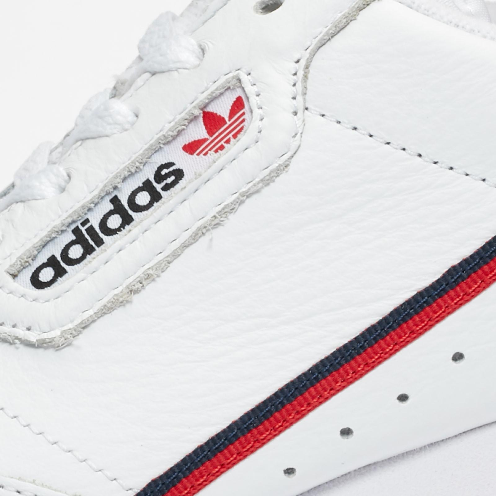 quality design 12661 499dc ... adidas Originals Continental 80 ...