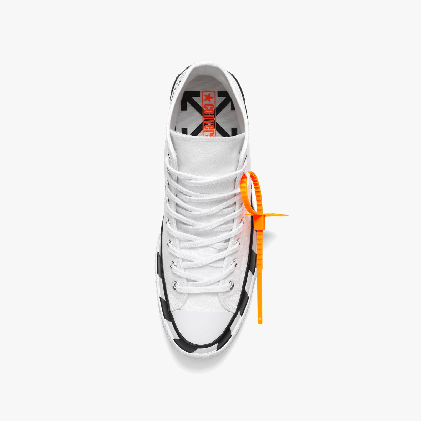 1cb9523fbdbc Converse Chuck Taylor 70 x Off White - 163862c - Sneakersnstuff ...