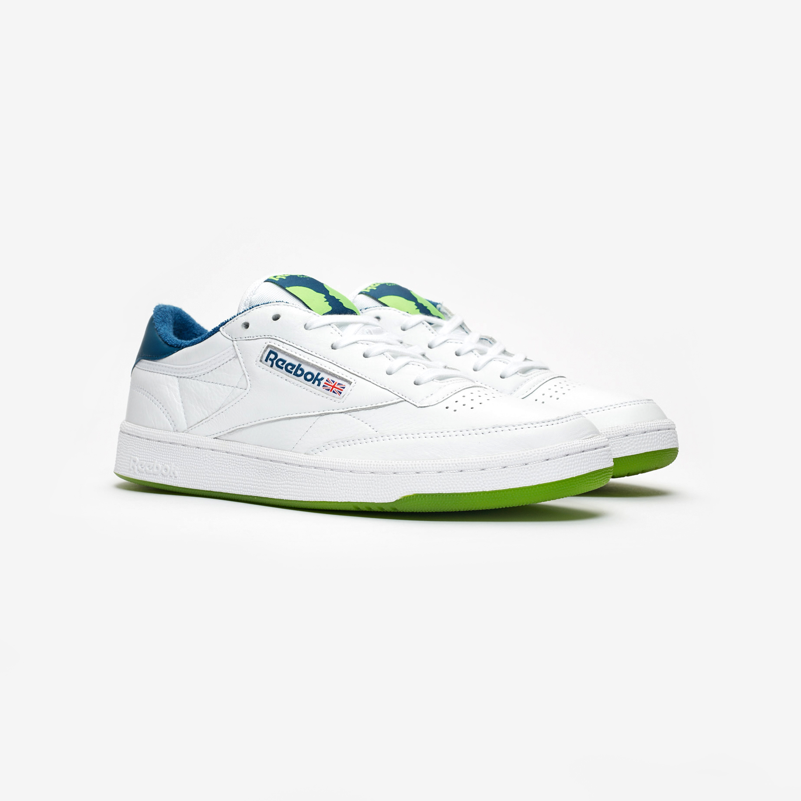 dcfd424816081a Reebok Club C 85 x Bronze - Dv4822 - Sneakersnstuff