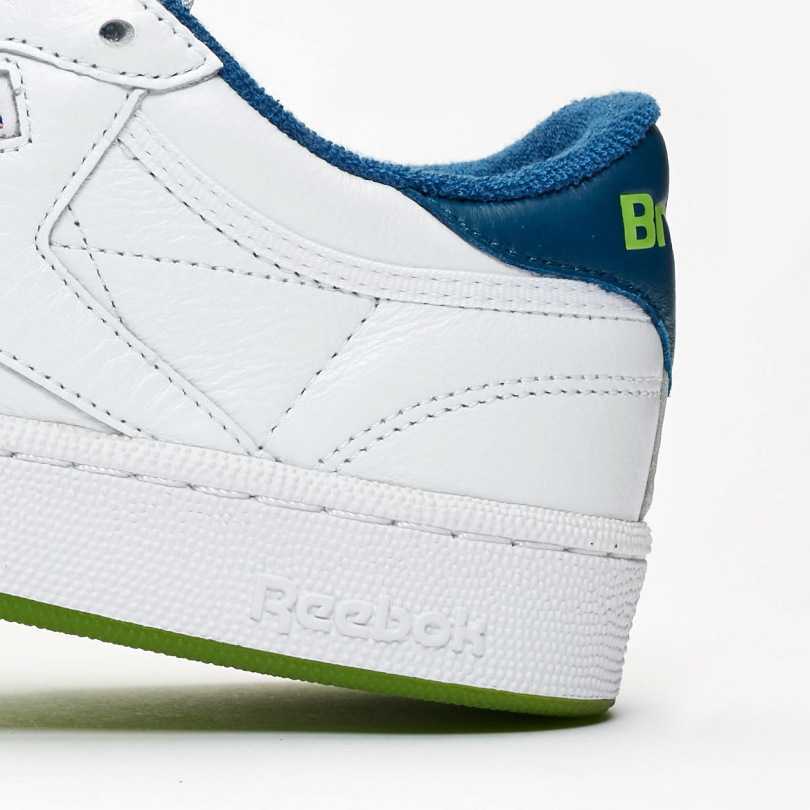 8c7c8b92942 Reebok Club C 85 x Bronze - Dv4822 - Sneakersnstuff