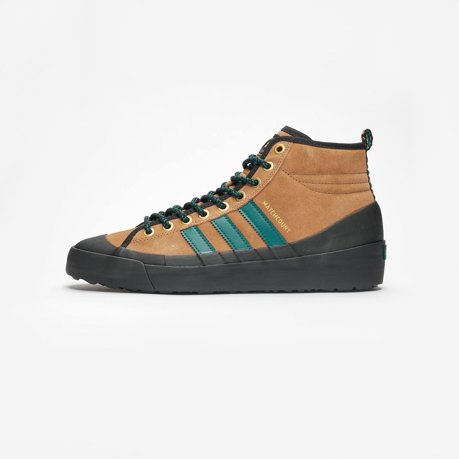 adidas Matchcourt High Rx3 - B27962