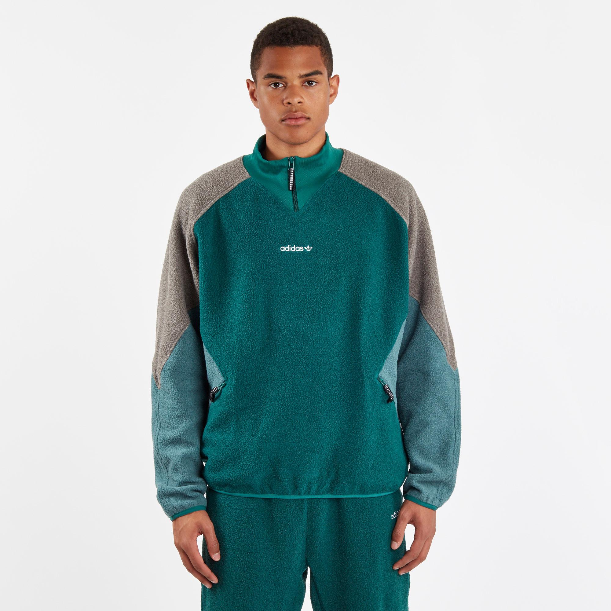 adidas EQT Polar Fleece Top - Dh5194