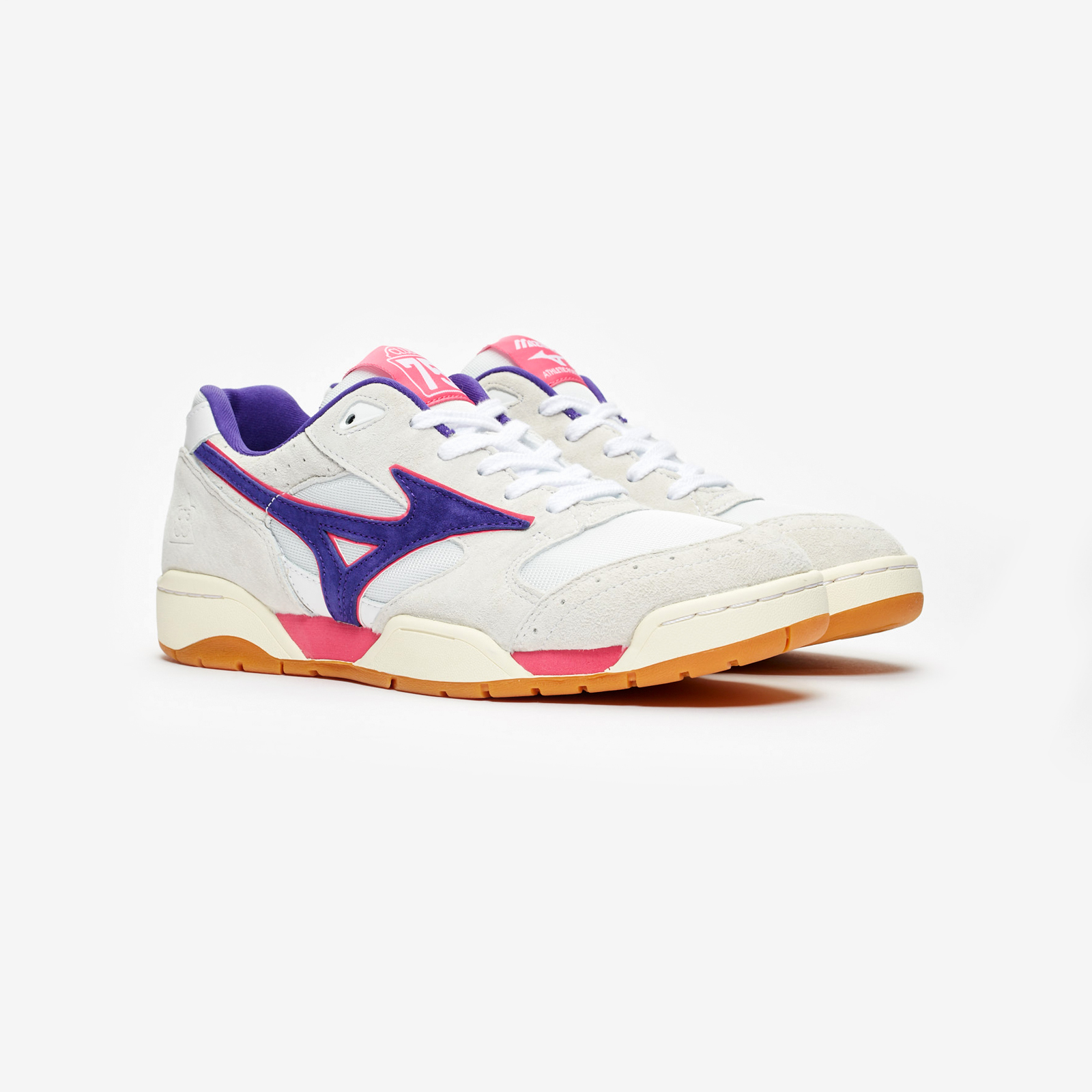 3f3cab53b27b6 Mizuno Court Select Club 75 - D1gd182801 - Sneakersnstuff