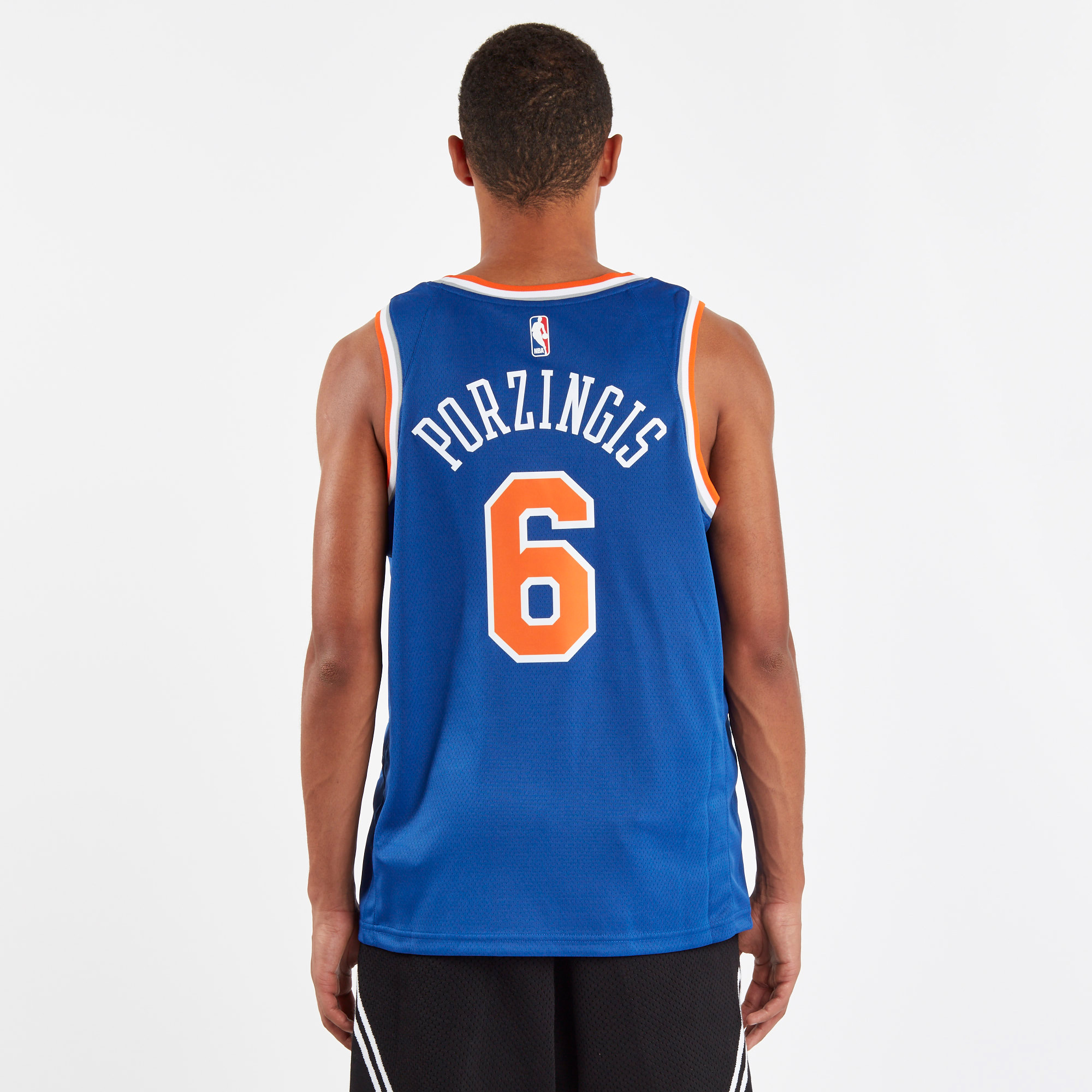 Nike Icon Edition Swingman Jersey - 864495-495 - Sneakersnstuff ... 3e5aa7a19