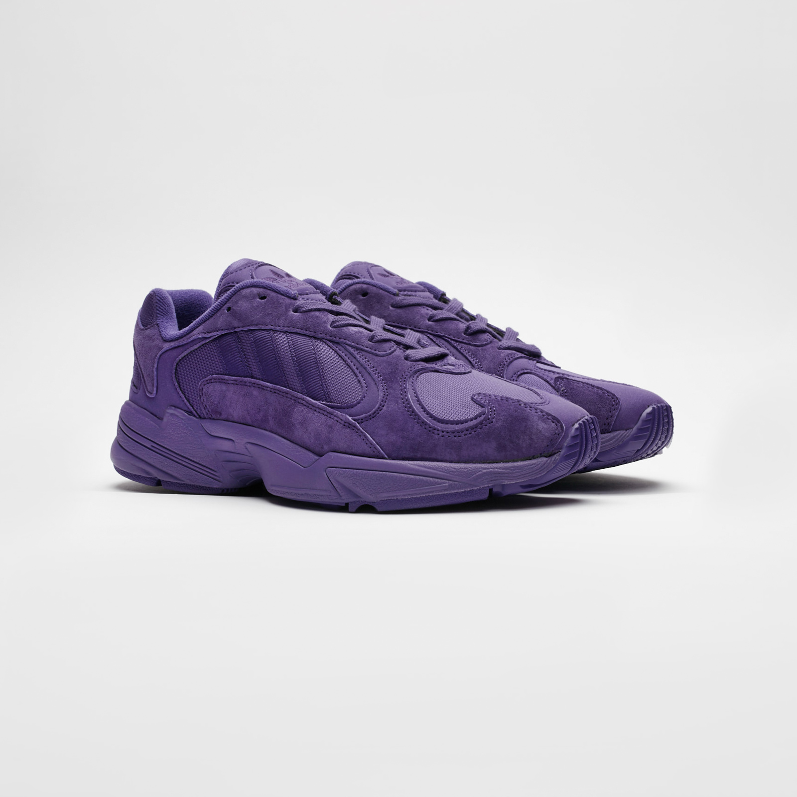 adidas yung 1 femme violet