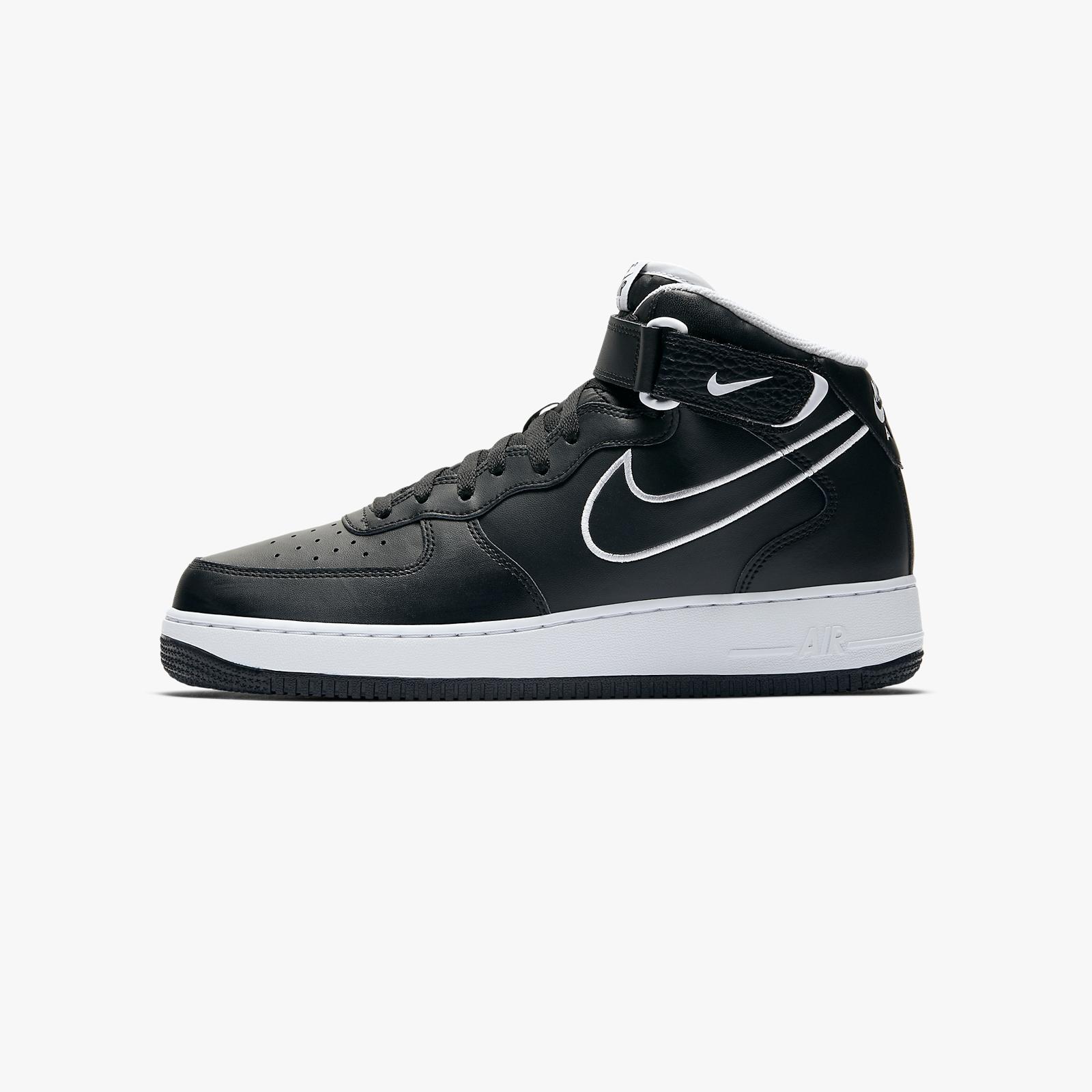 best loved 644e8 34f2a Nike Air Force 1 Mid 07 - Aq8650-001 - Sneakersnstuff   sneakers    streetwear online since 1999