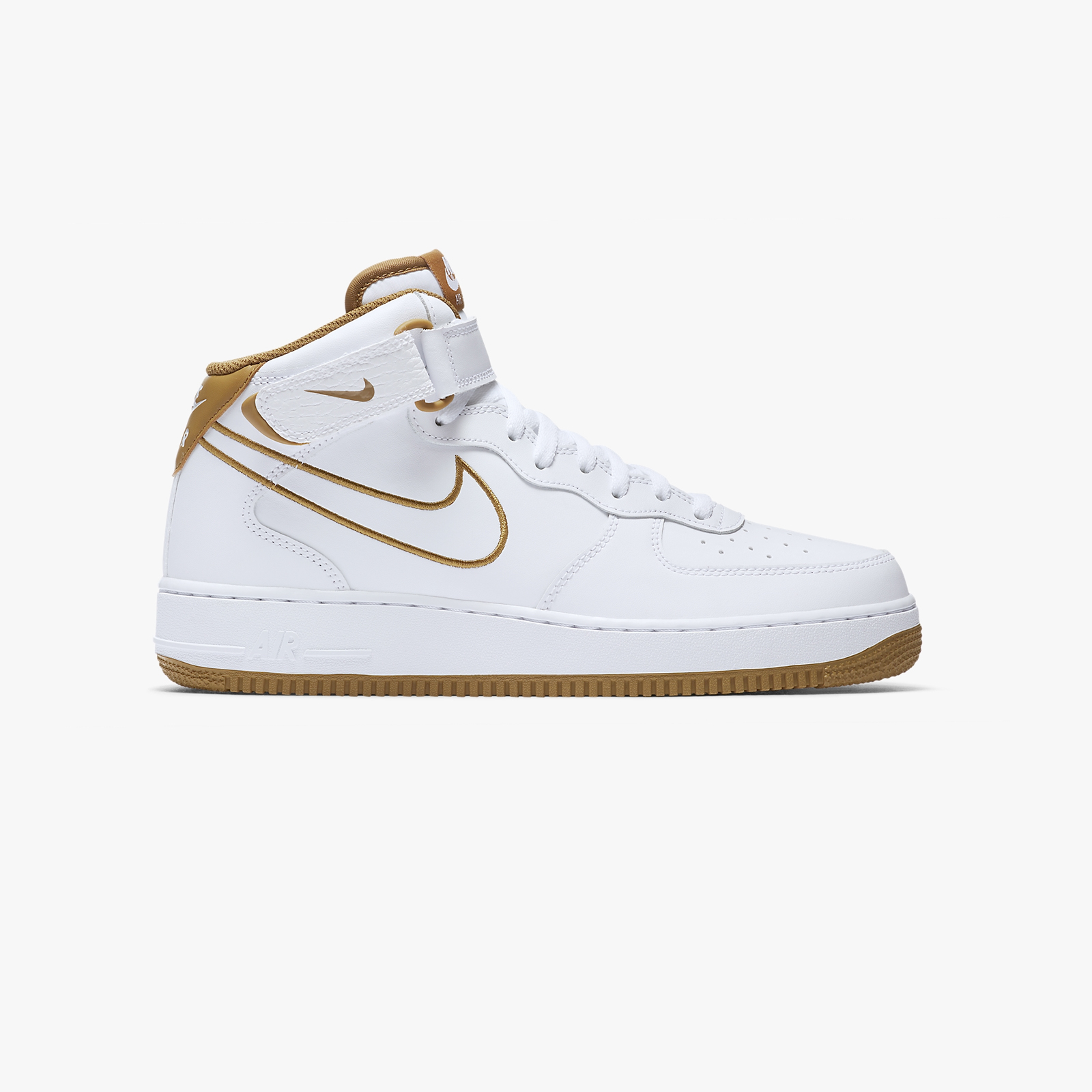 73ea728e90fa2 Nike Air Force 1 Mid 07 - Aq8650-101 - Sneakersnstuff