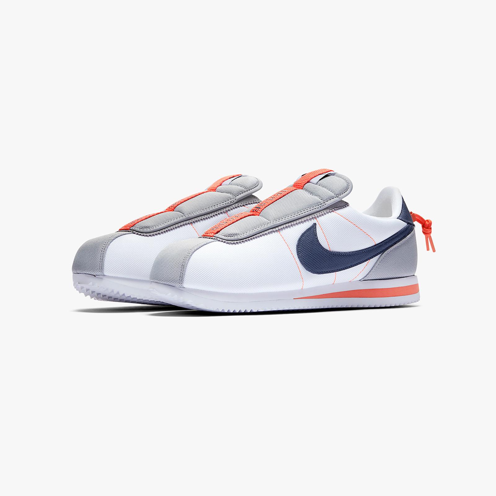 Nike Cortez Basic Slip   K.Lamar - Av2950-100 - Sneakersnstuff ... 97616560f