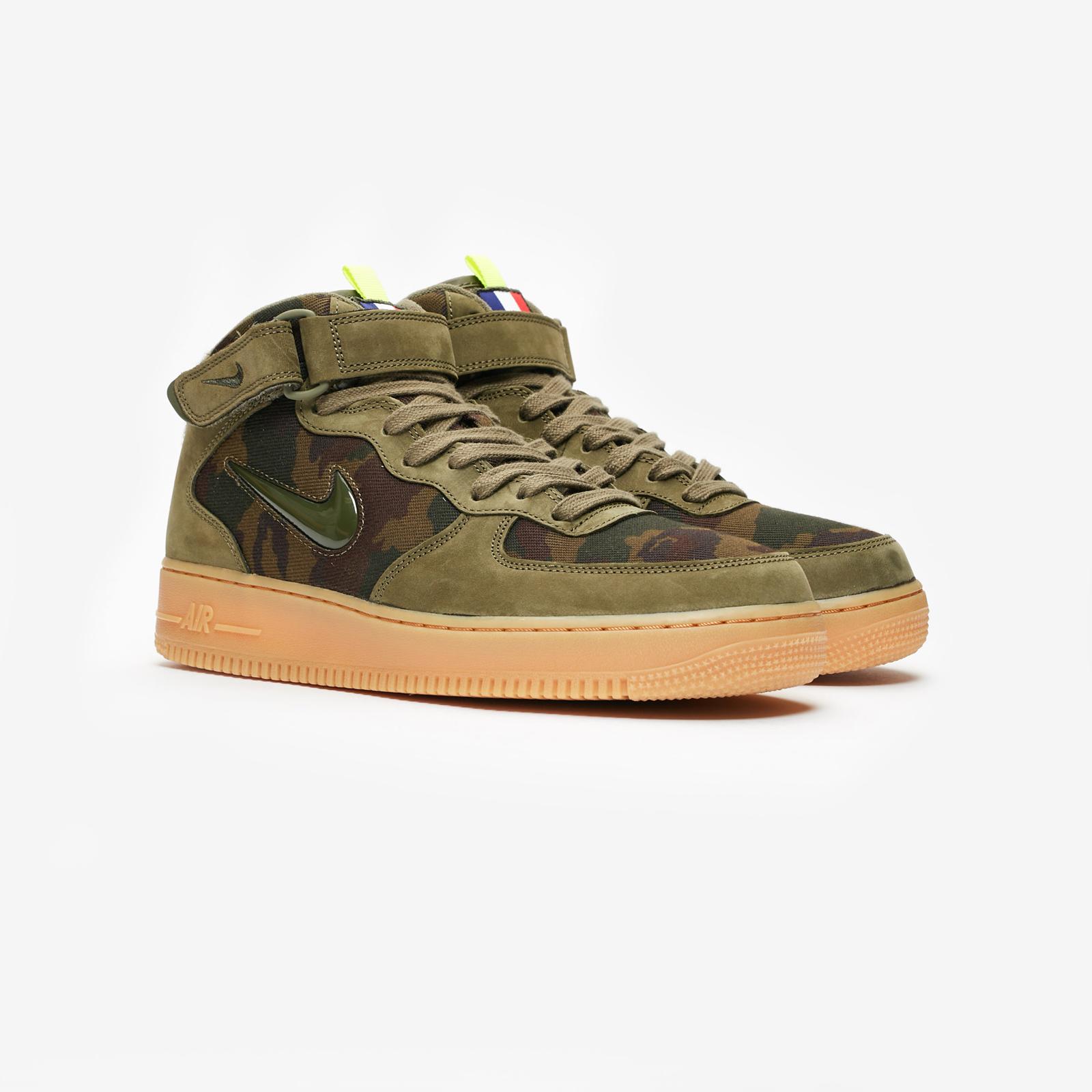 the latest ff749 d58e5 Nike Sportswear Air Force 1 Jewel Mid