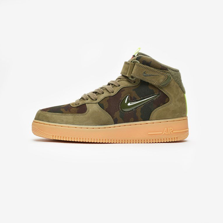 Nike Sportswear Air Force 1 Jewel Mid - 3