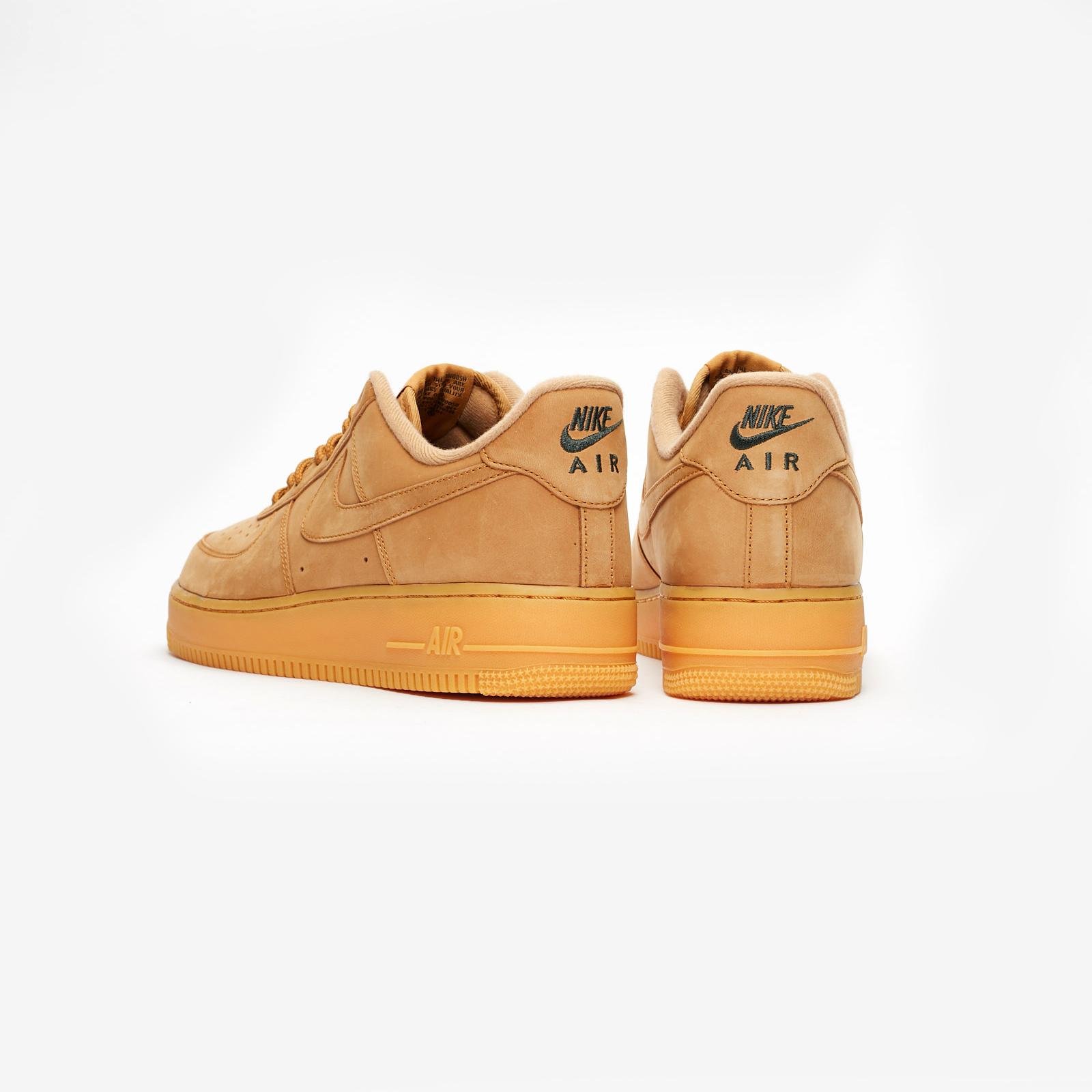 buy popular bdfd3 aacb2 Nike Air Force 1 07 WB - Aa4061-200 - Sneakersnstuff   sneakers    streetwear på nätet sen 1999