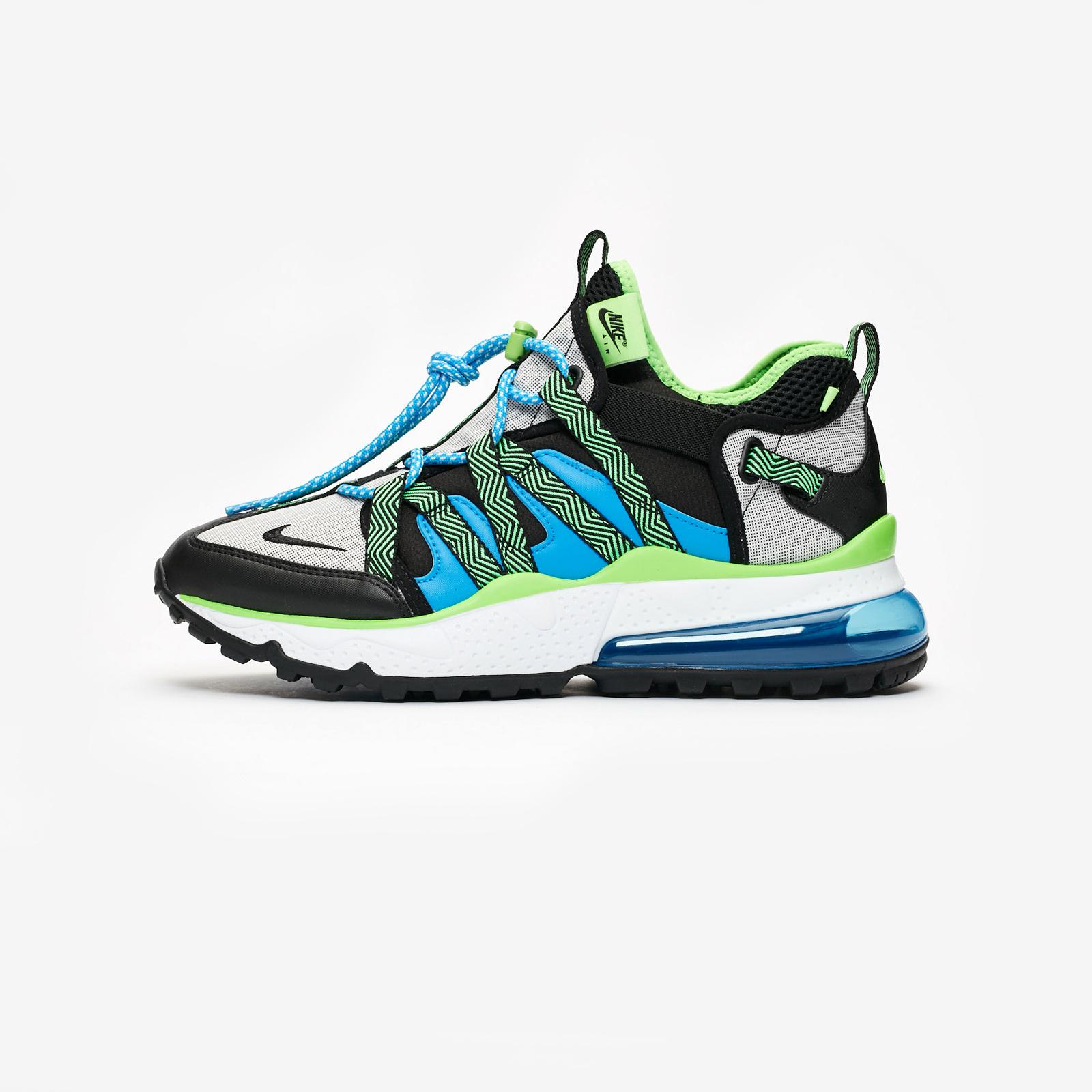 a98542edc4a Nike Air Max 270 Bowfin - Aj7200-002 - Sneakersnstuff