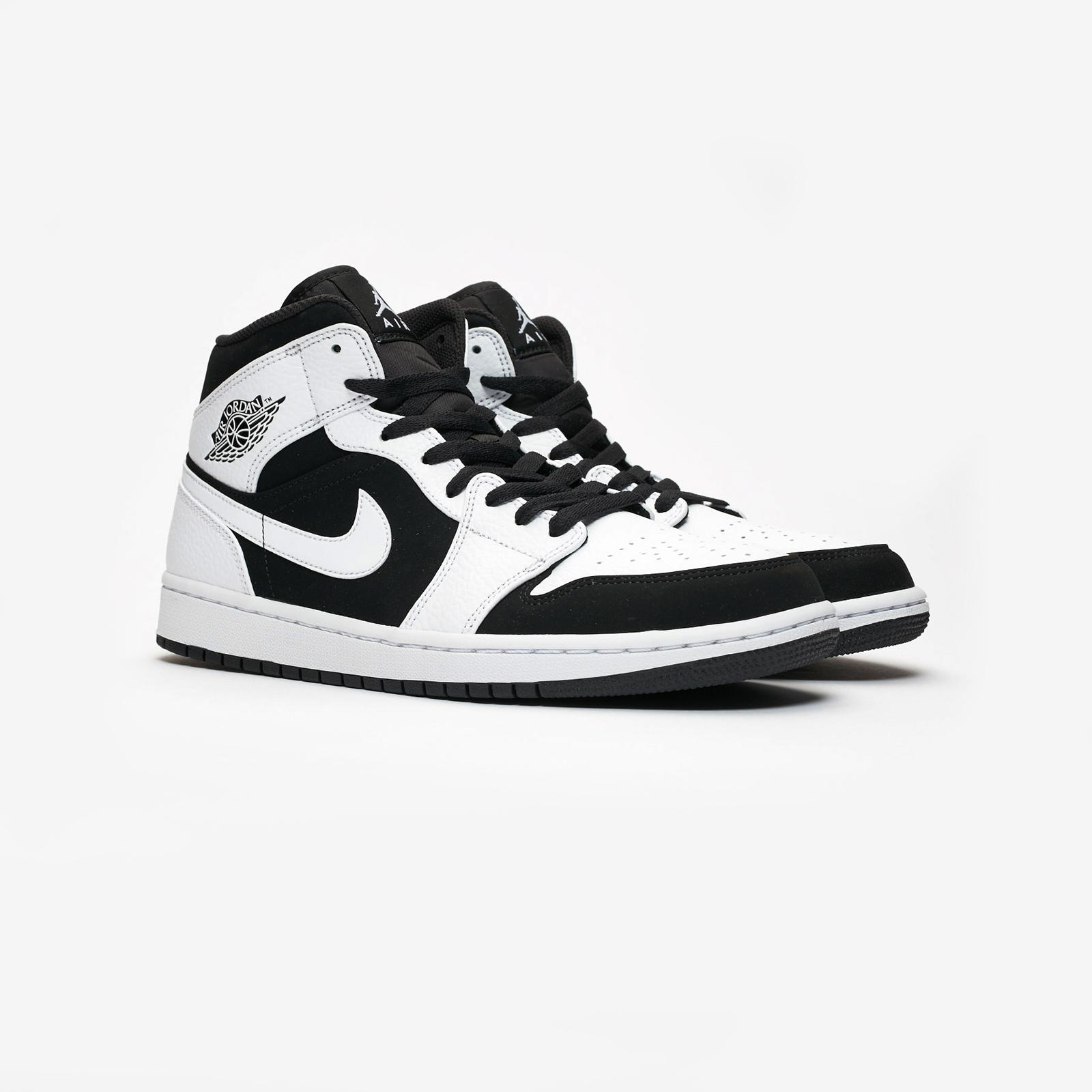 d98302368057ed Jordan Brand Air Jordan 1 Mid - 554724-113 - Sneakersnstuff ...