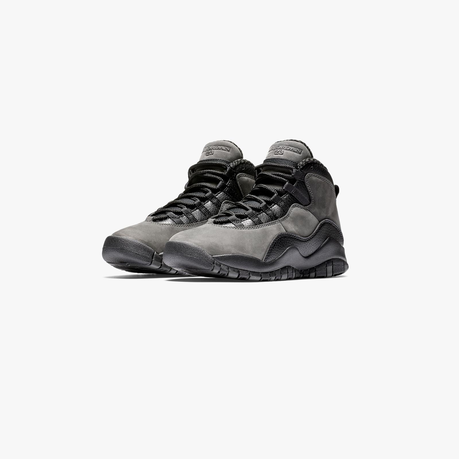 12adf20908d1 Jordan Brand Air Jordan 10 Retro GS - 310806-002 - Sneakersnstuff ...