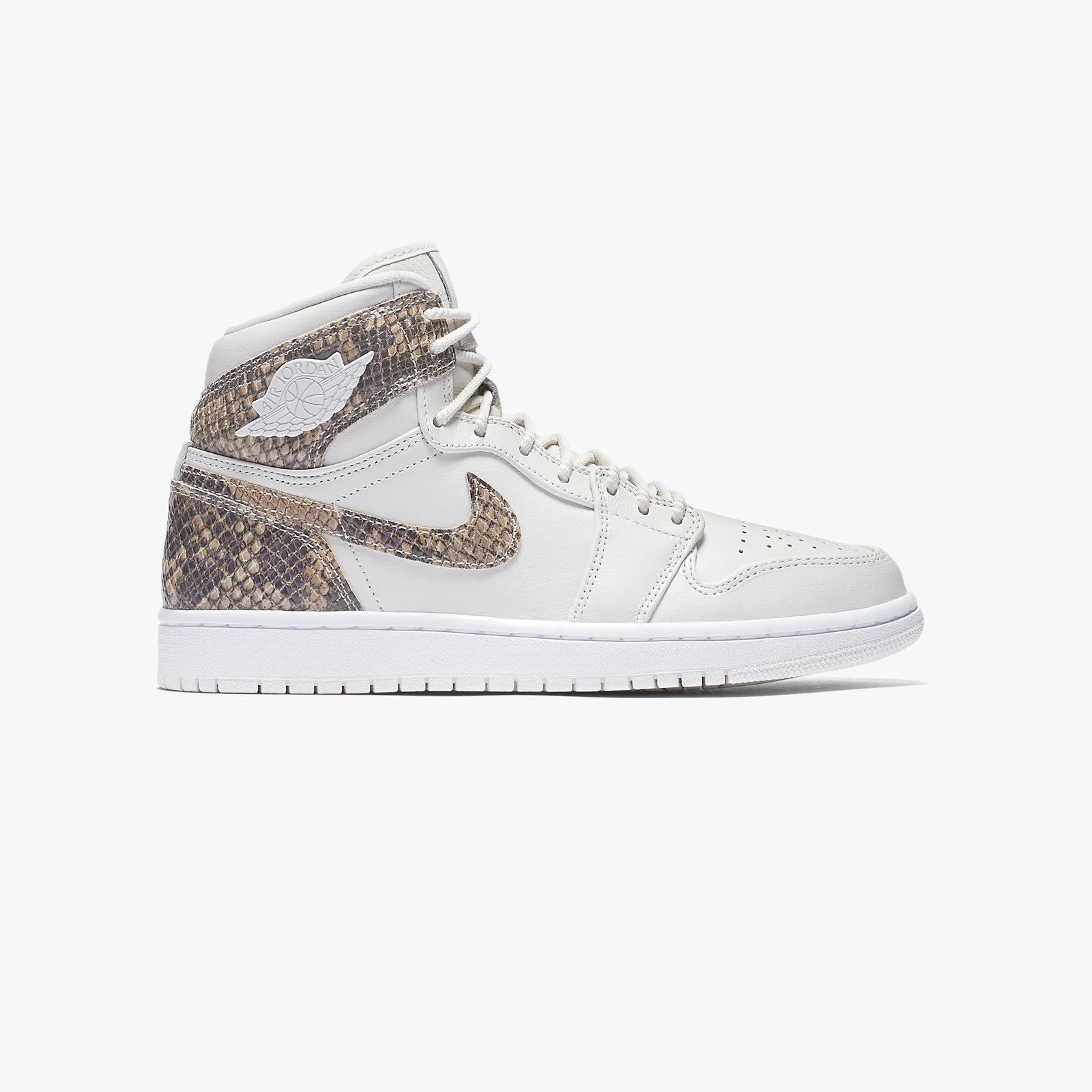 Jordan Brand Wmns Air Jordan 1 High Retro Premum - Ah7389-004 ... 386f213fe